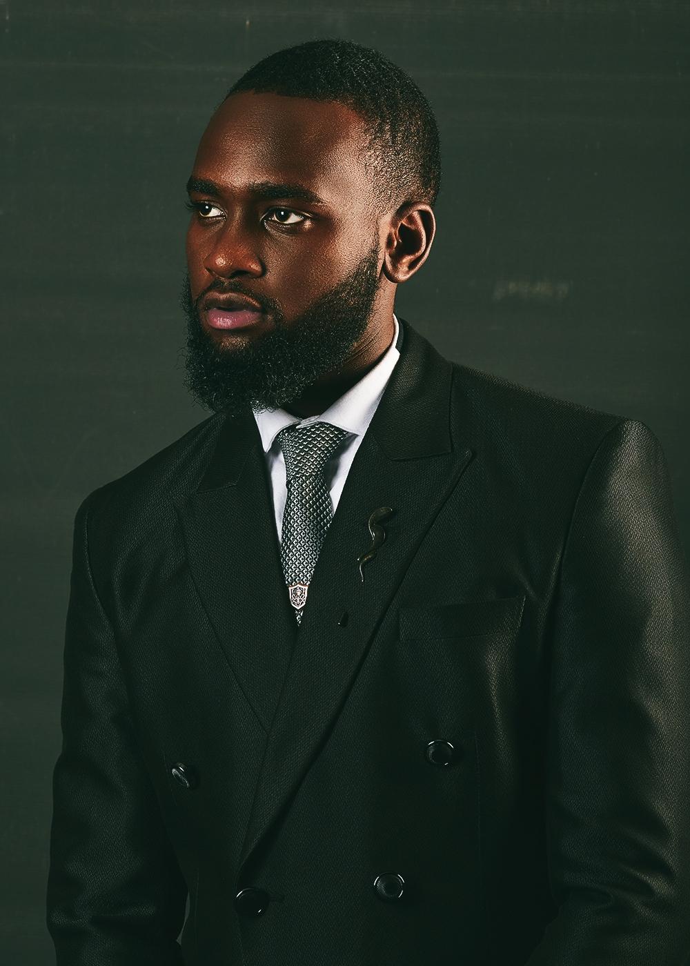 Usman Abdullahi    Production Manager
