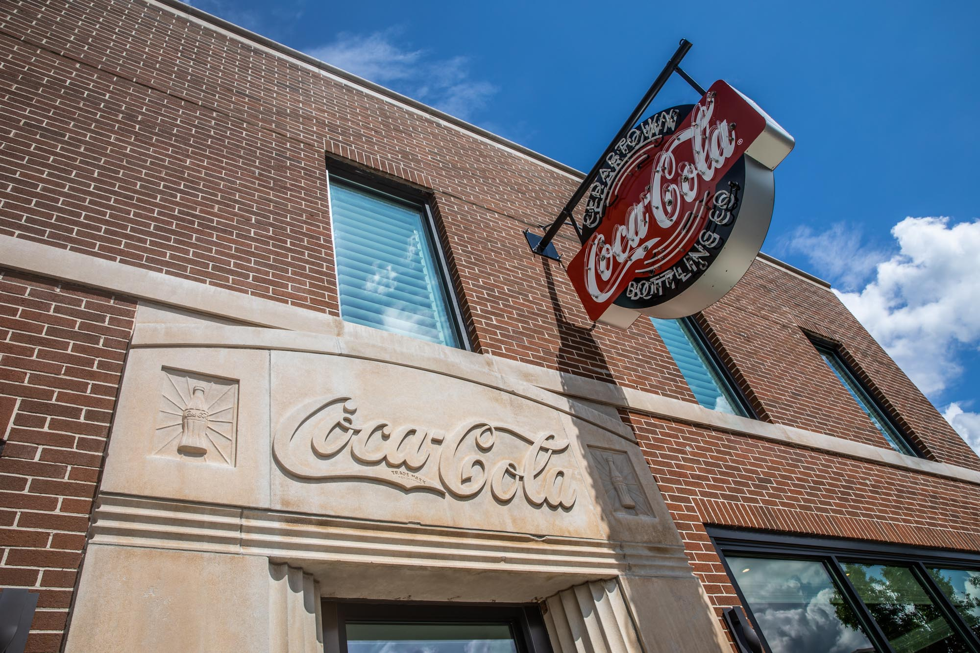 Cedartown Coca Cola Bottling museum