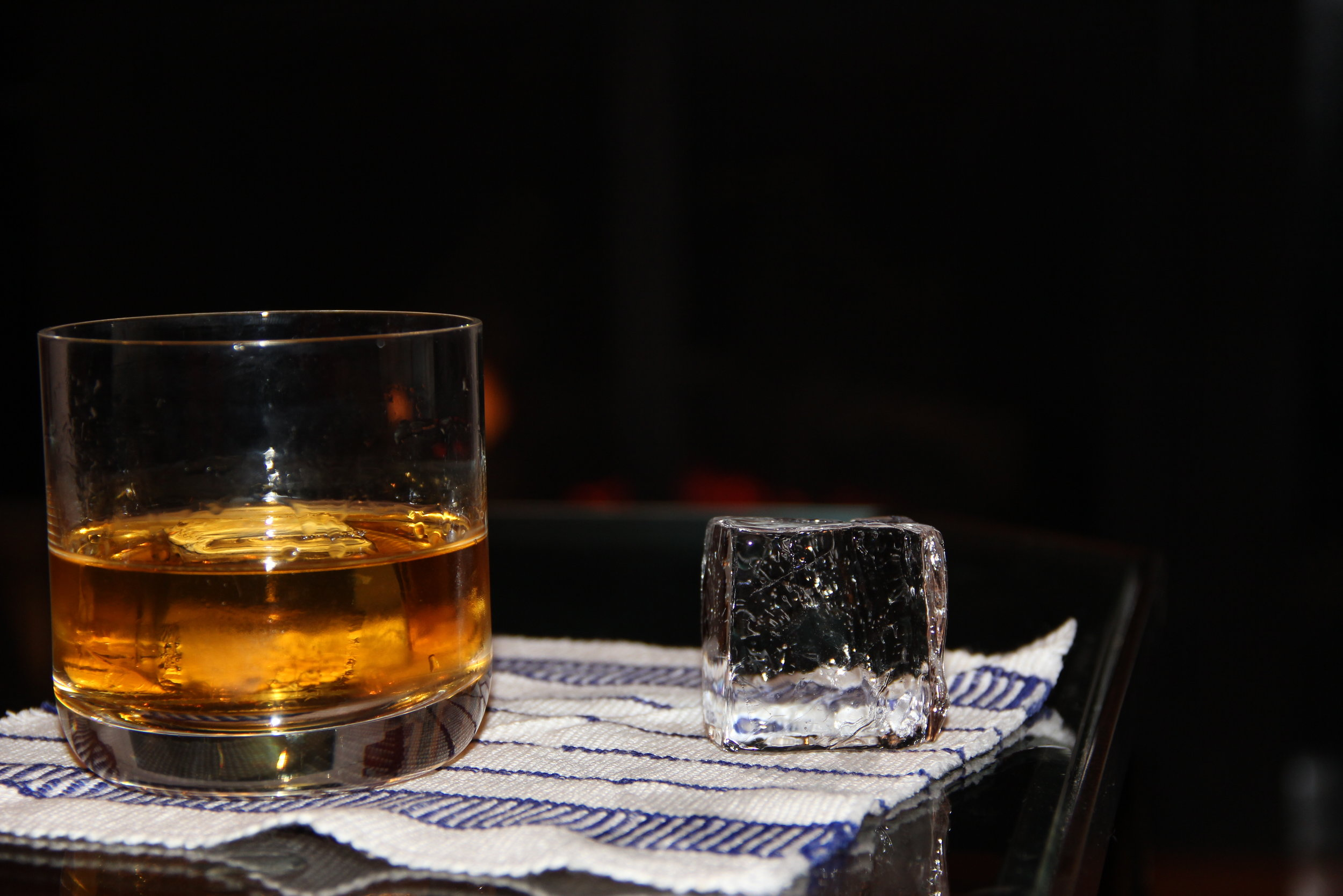 Glass Ice & Fireplace.JPG