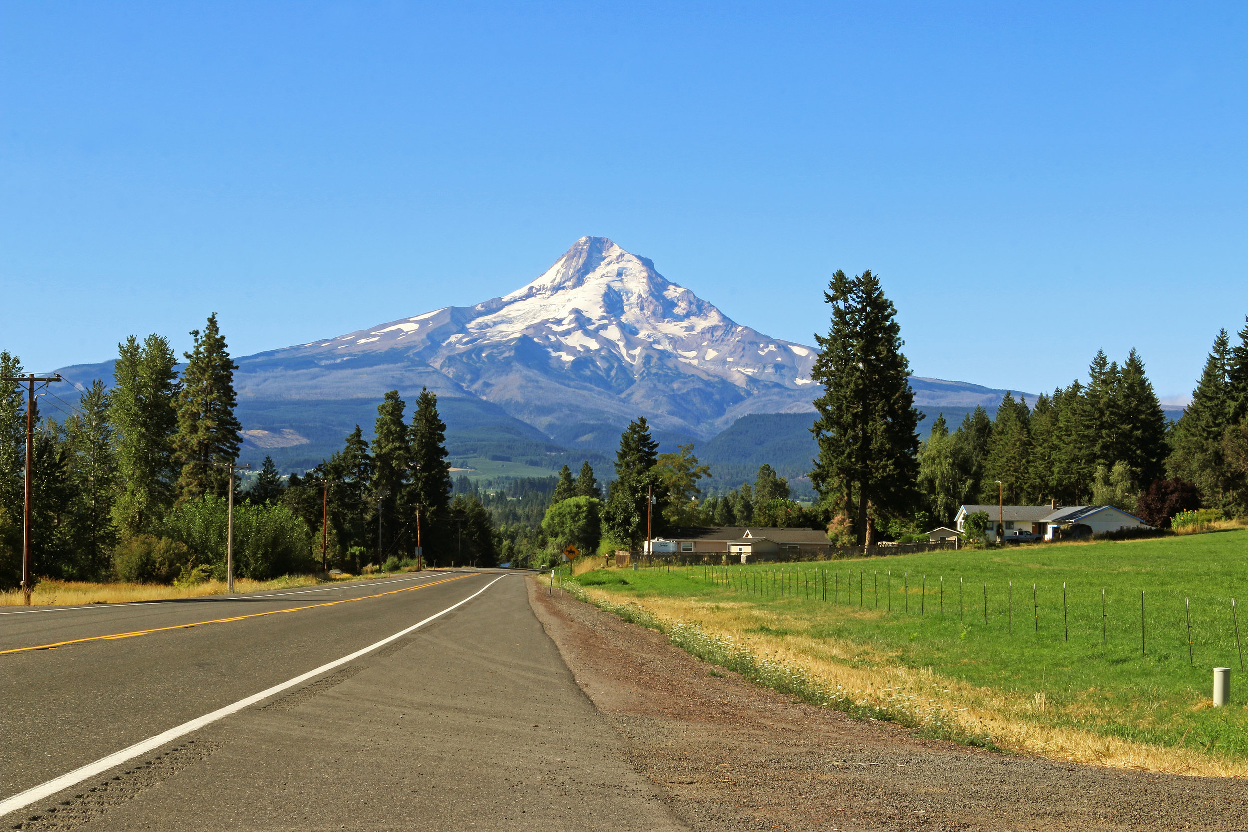 Where the magic happens - The base of Mount Hood, OregonSend us an e-mail at any time; we'll get back to you as soon as we put our cup of coffee down!