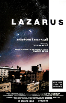 Lazarus by David Bowie (NYTW) - Original Cast // Standby Michael C Hall and Michael Esper