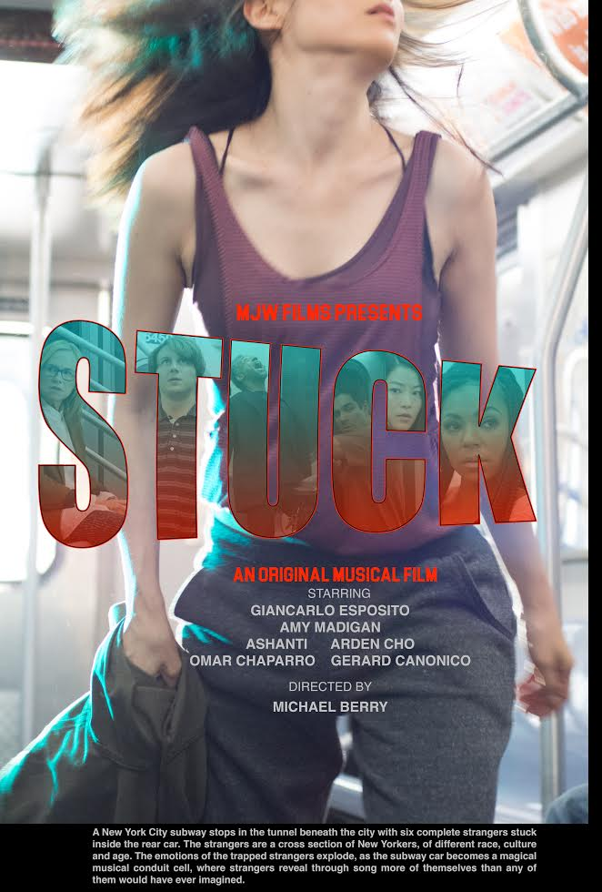 Stuck (Original Musical Film)  - Co-Composer, Executive Music Producer, Soundtrack Producer, Actor2018