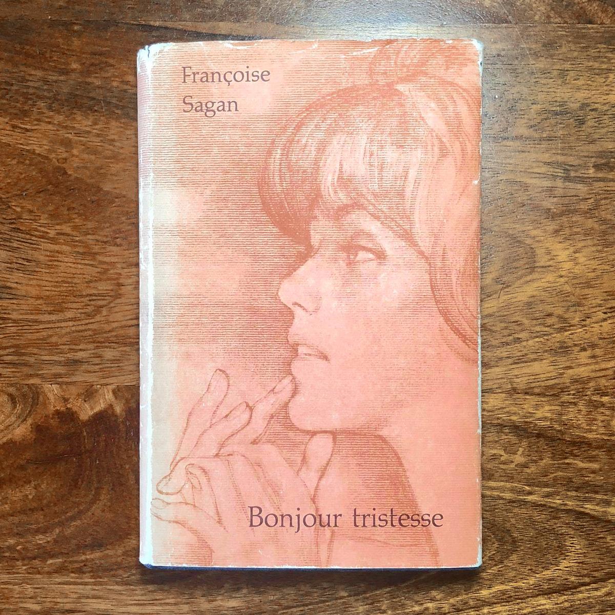 Françoise Sagan,  Bonjour tristesse  (München: Bertelsmann, 1961 [1954])