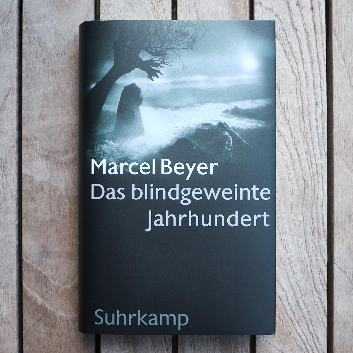 Marcel Beyer,  Das blindgeweinte Jahrhundert. Bild und Ton  (Frankfurt am Main: Suhrkamp, 2017)