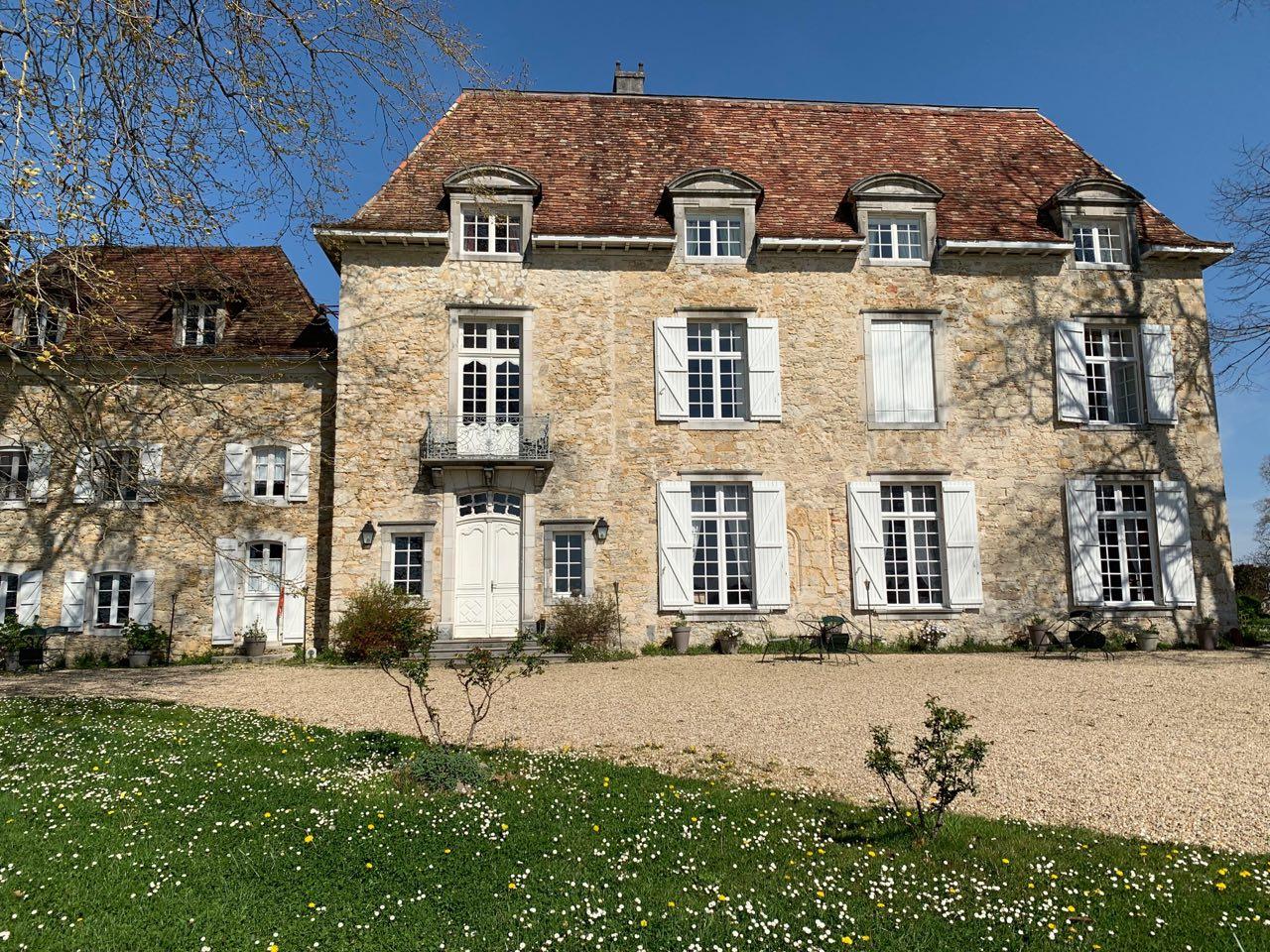 Château d'Orion, nördlich der Pyrenäen