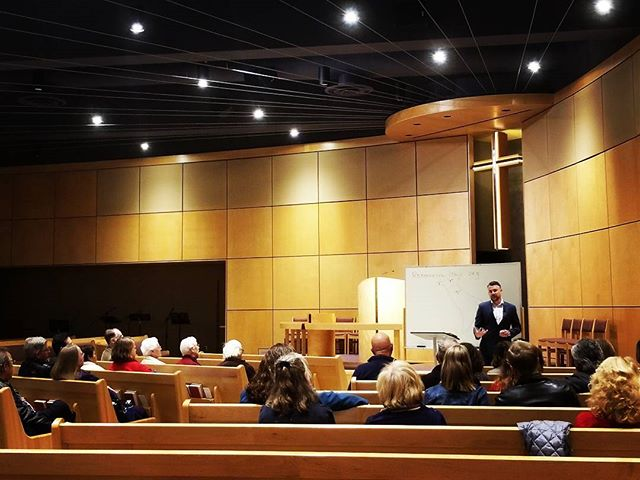 Rev. Brown is speaking at New Life Presbyterian Church in La Mesa on the history of the Reformation in Italy. We are thankful to see people from various churches and denominations become interested in our mission work to plant churches and send missionaries!  #reformationitaly #gospel #missions