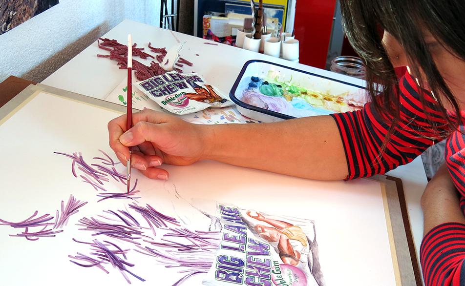 Annie Scaglione Painter