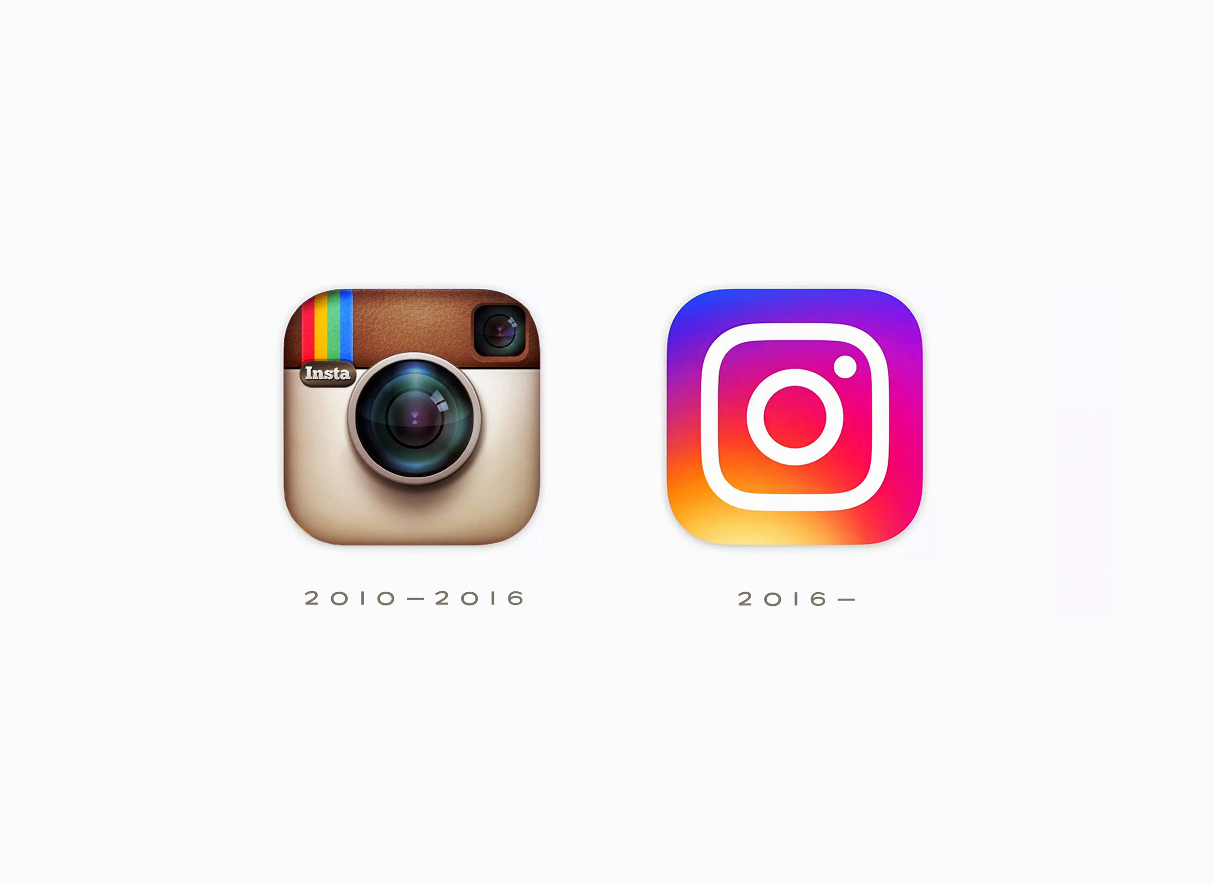 Does a Logo Really Matter? - On May 11, 2016, Instagram changed its logo. The Internet responded with vigor.