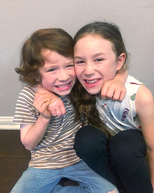 Happy birthday to my birthday babes! Born the same day, two years apart, they'll always share a special bond. 🎉 Arielle is my sweet, tender, kind-hearted little girl who always looks out for the needs of others. Judah is my unapologetically fierce and passionate boy who has an intense zeal for all of life's best. 🎉 They balance, strengthen, and look out for each other and I wouldn't have it any other way!