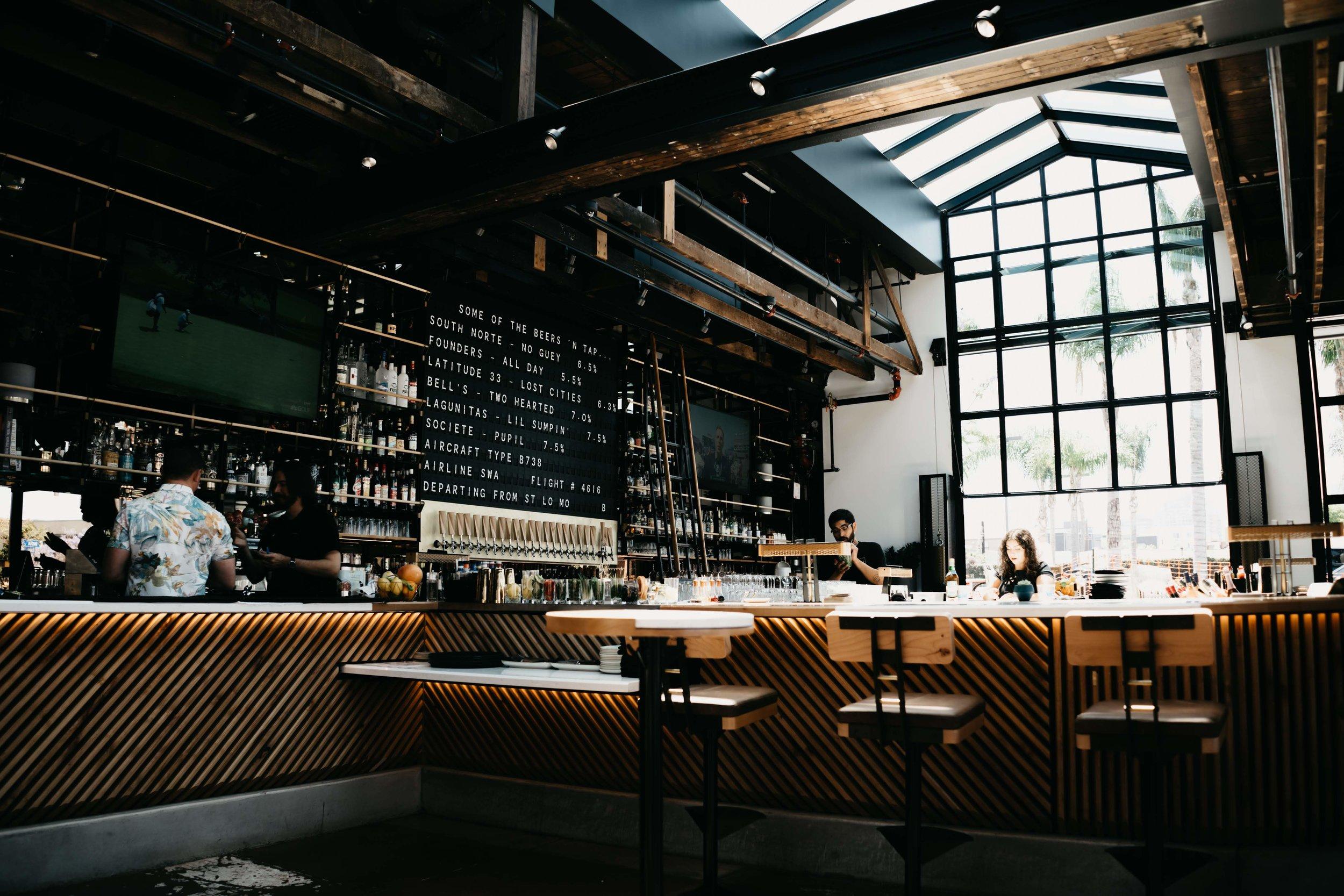 Nolita Beer Hall, San Diego, CA // www.DOODIEBEARZ.com