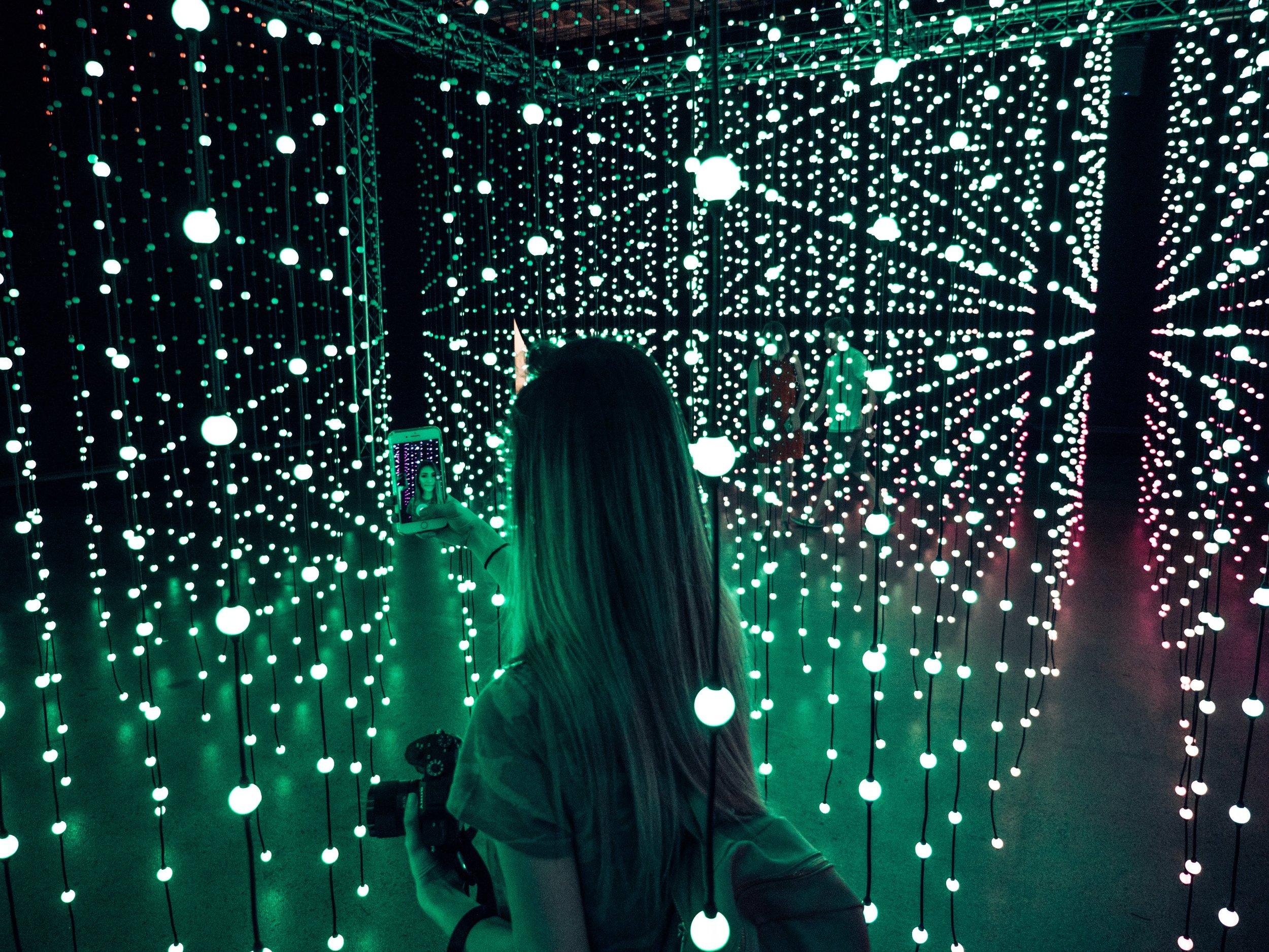Wonderspaces 2018, San Diego, CA /// www.doodiebearz.com