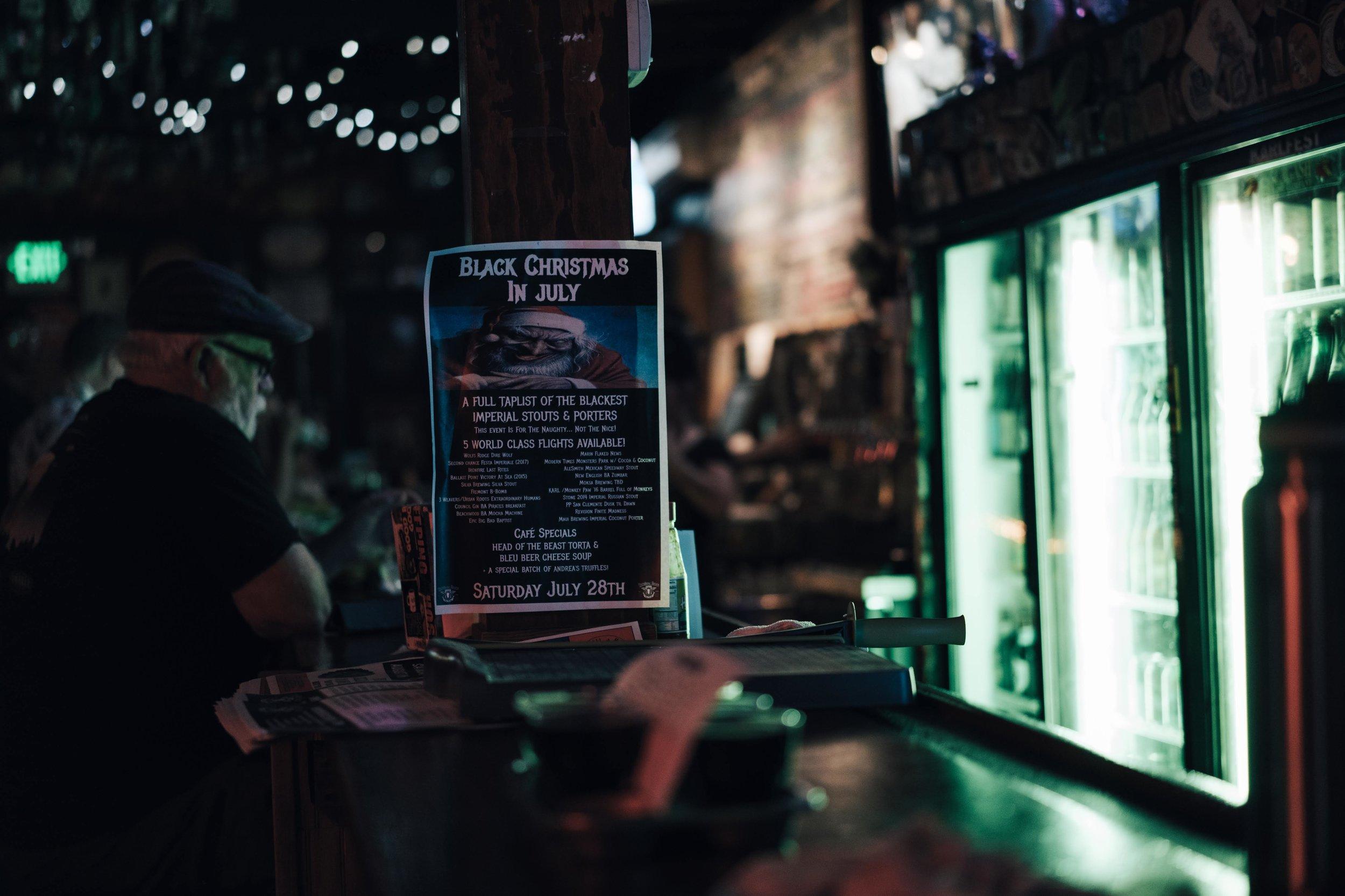Jukebox, Bitters + Gelato /// www.DOODIEBEARZ.com