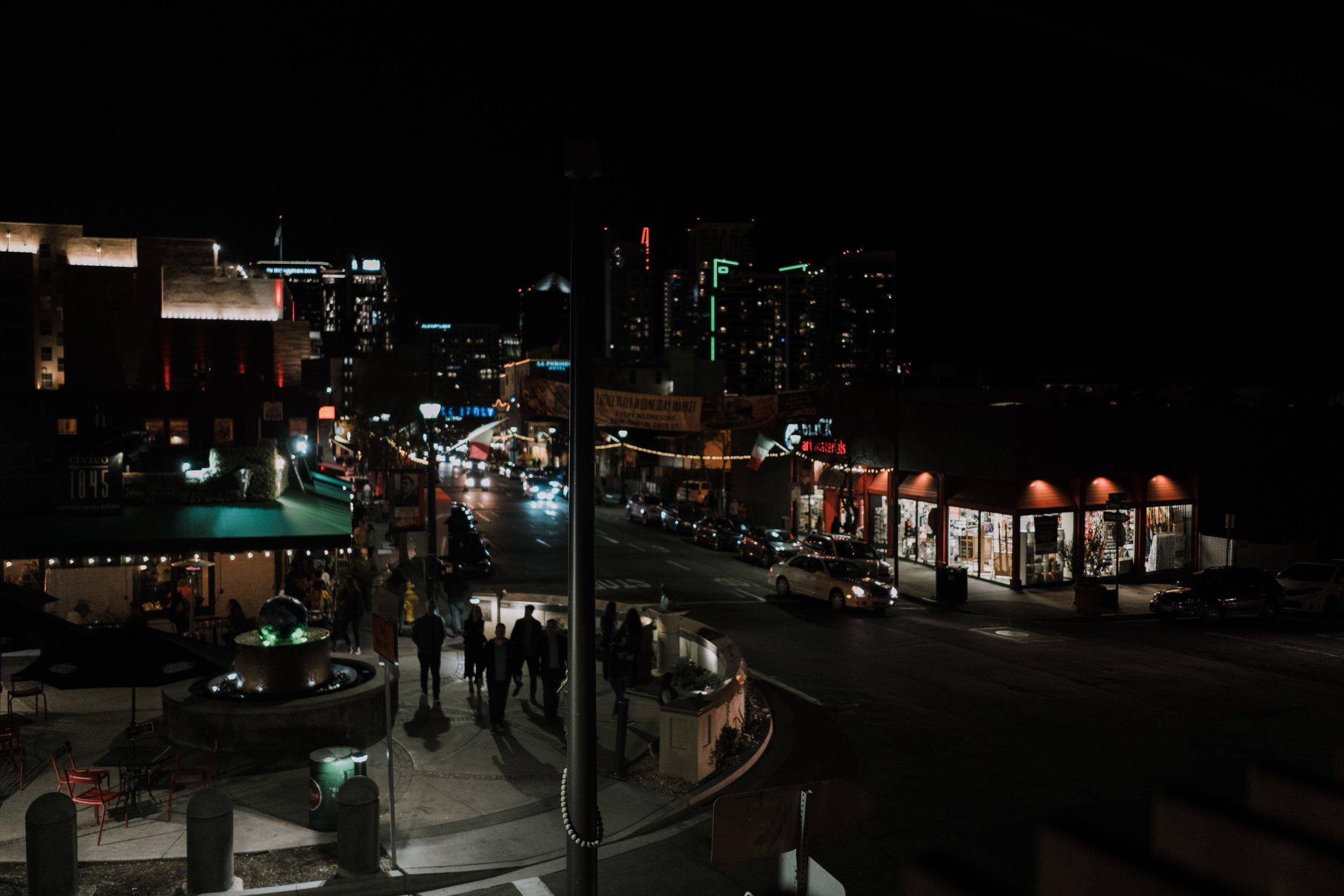 Little Italy, San Diego /// www.DOODIEBEARZ.com