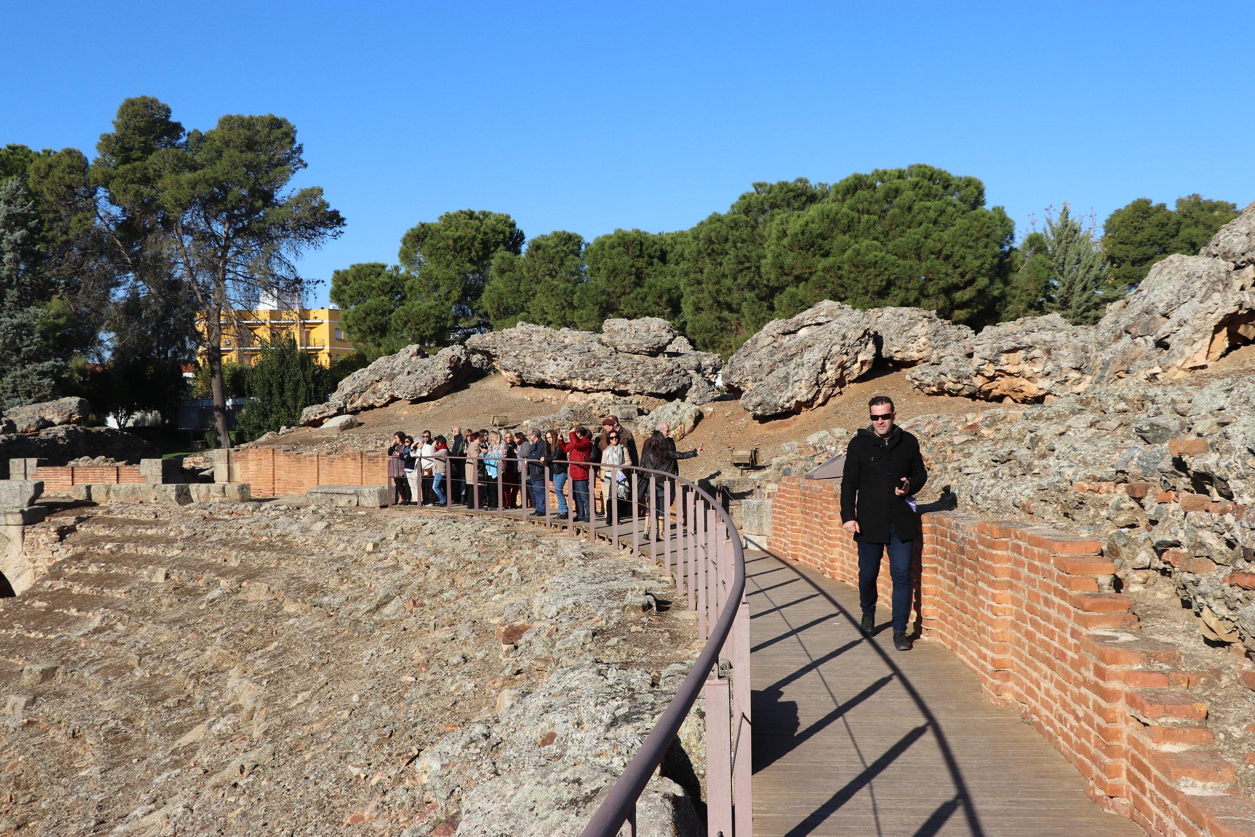 Coliseu de Mérida - Espanha