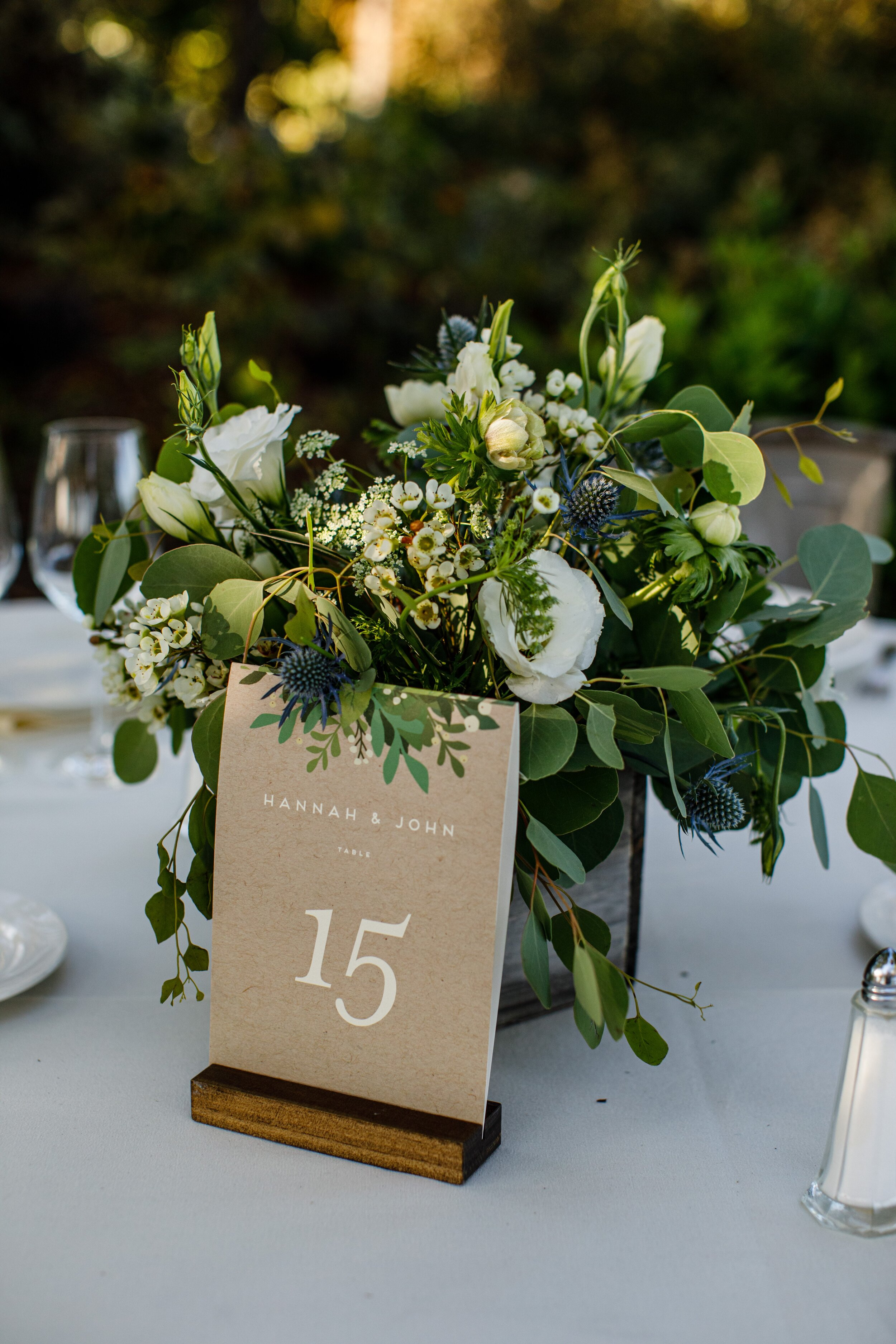 Reception Centerpieces And Celebration Flowers Petal Town Flowers Wine Country Weddings