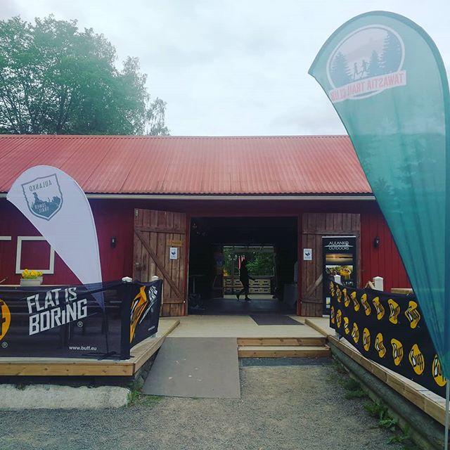 Me ollaan valmiita, oottekste?! #aulankotowertrail #bufftrailtourfinland #trailfi #trailrunningfi #trailrunningfinland #polkujuoksu