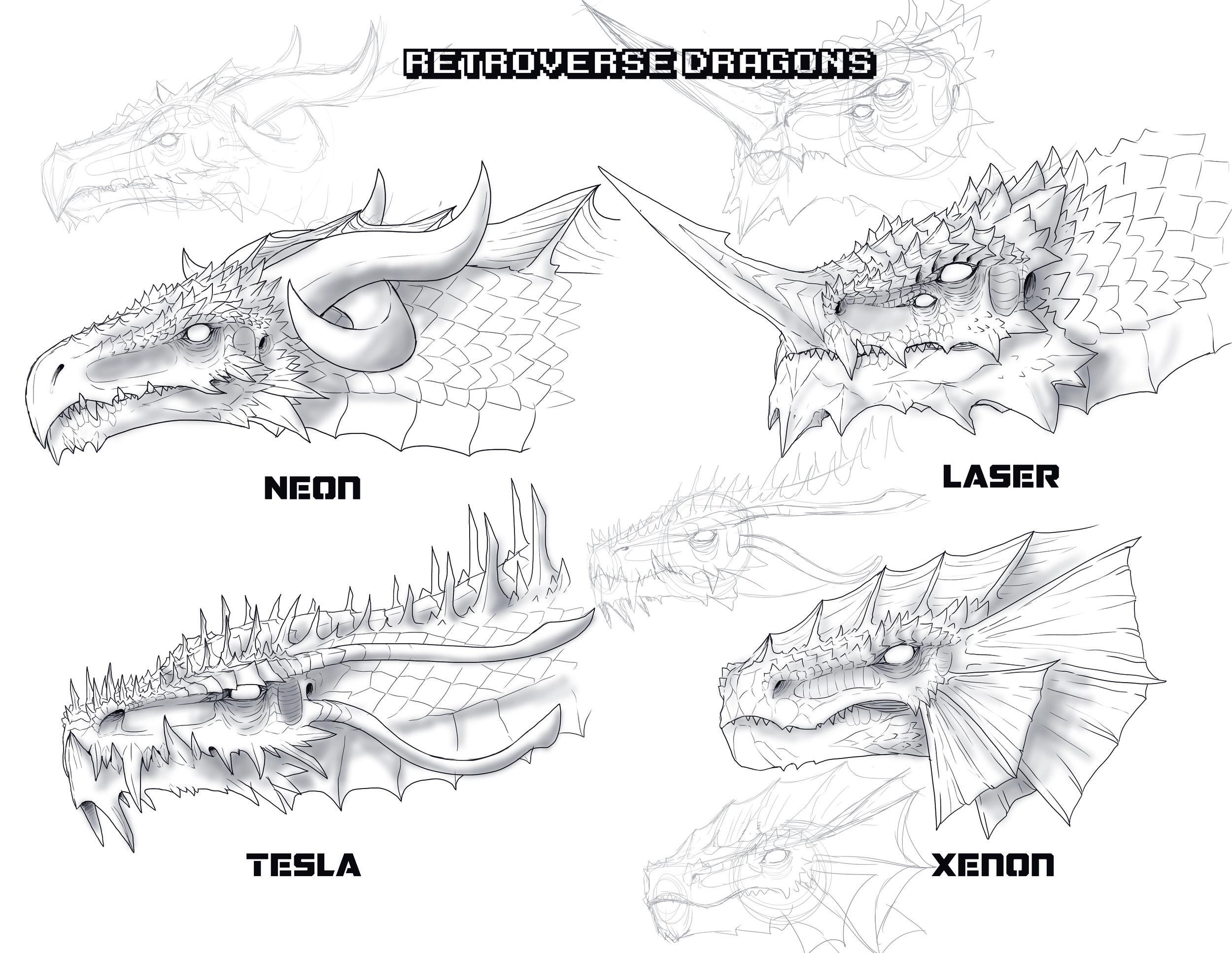 Dragonborn Variants