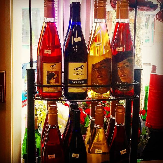 "Come check out what's new at Sam""s Wine & Spirits We are now featuring Hunt Country Vineyards from Seneca Lake.  Come in for a free tasting."