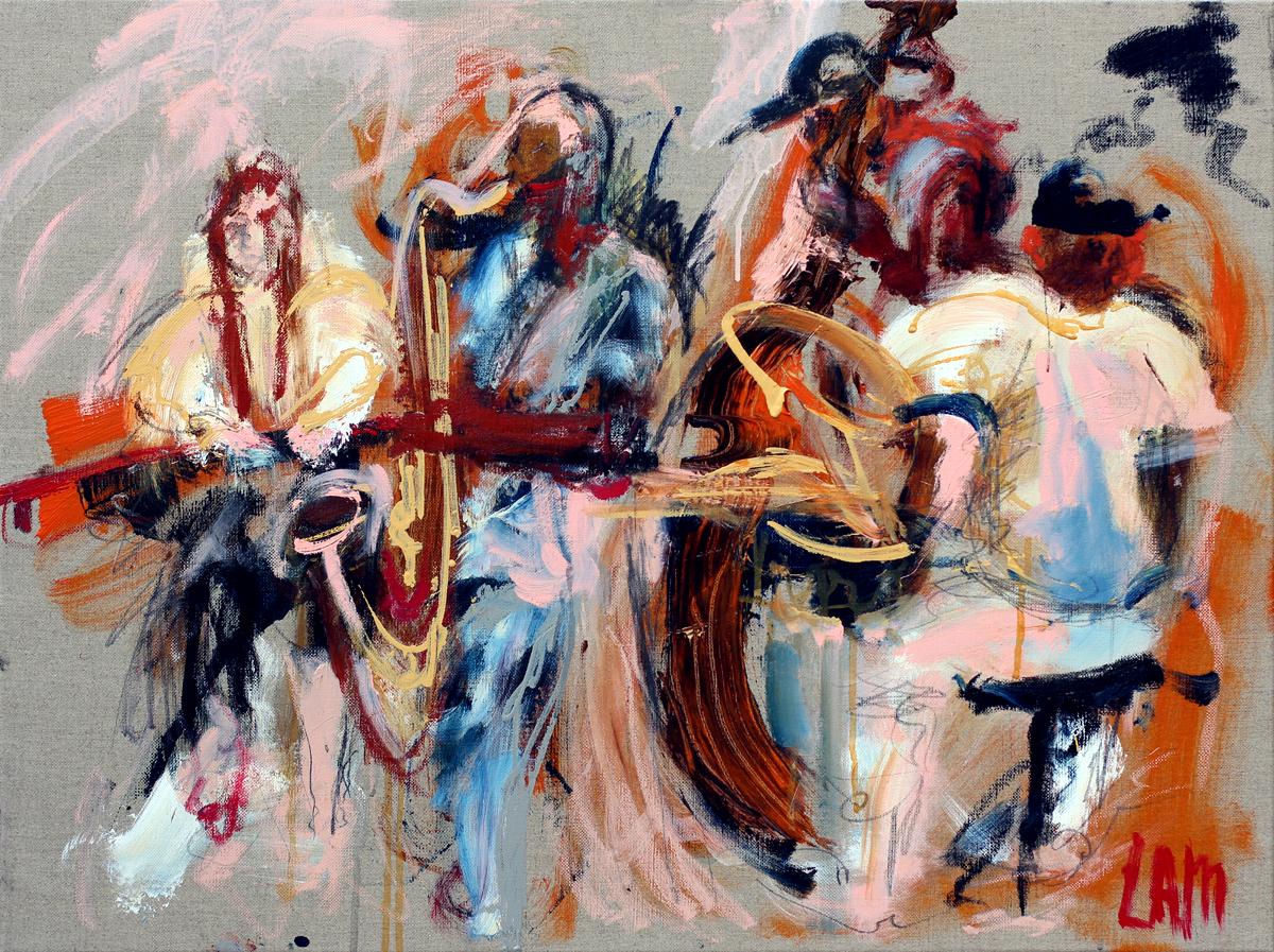 Binker Golding, London Saxophone Festival 2019