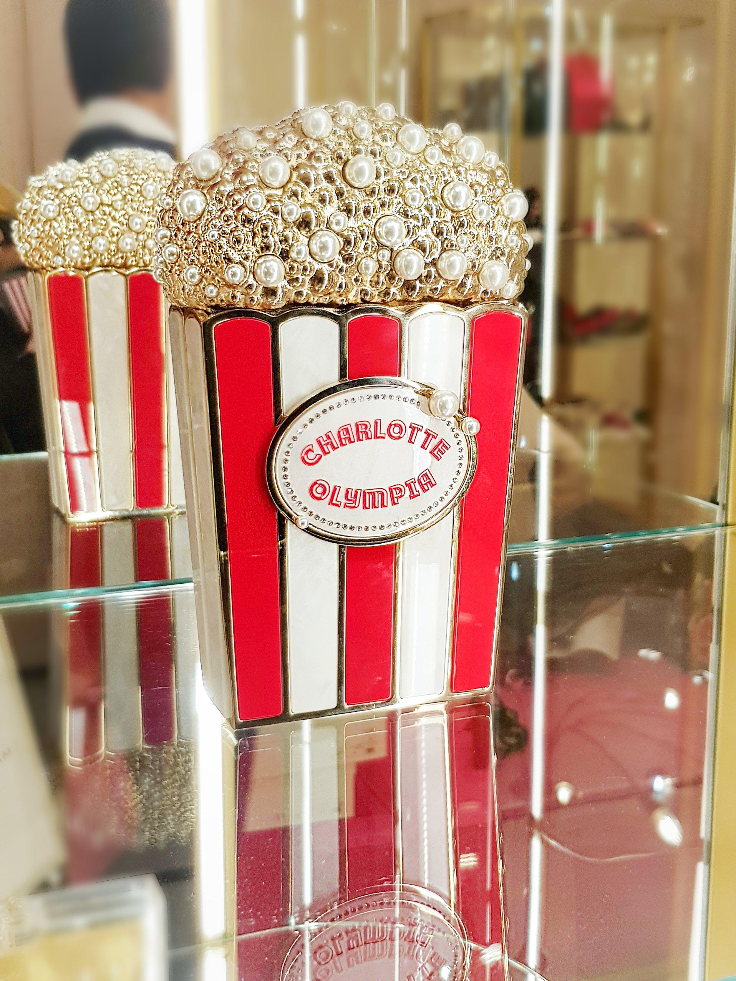 Popcorn Clutch | Charlotte Olympia (   Here   )