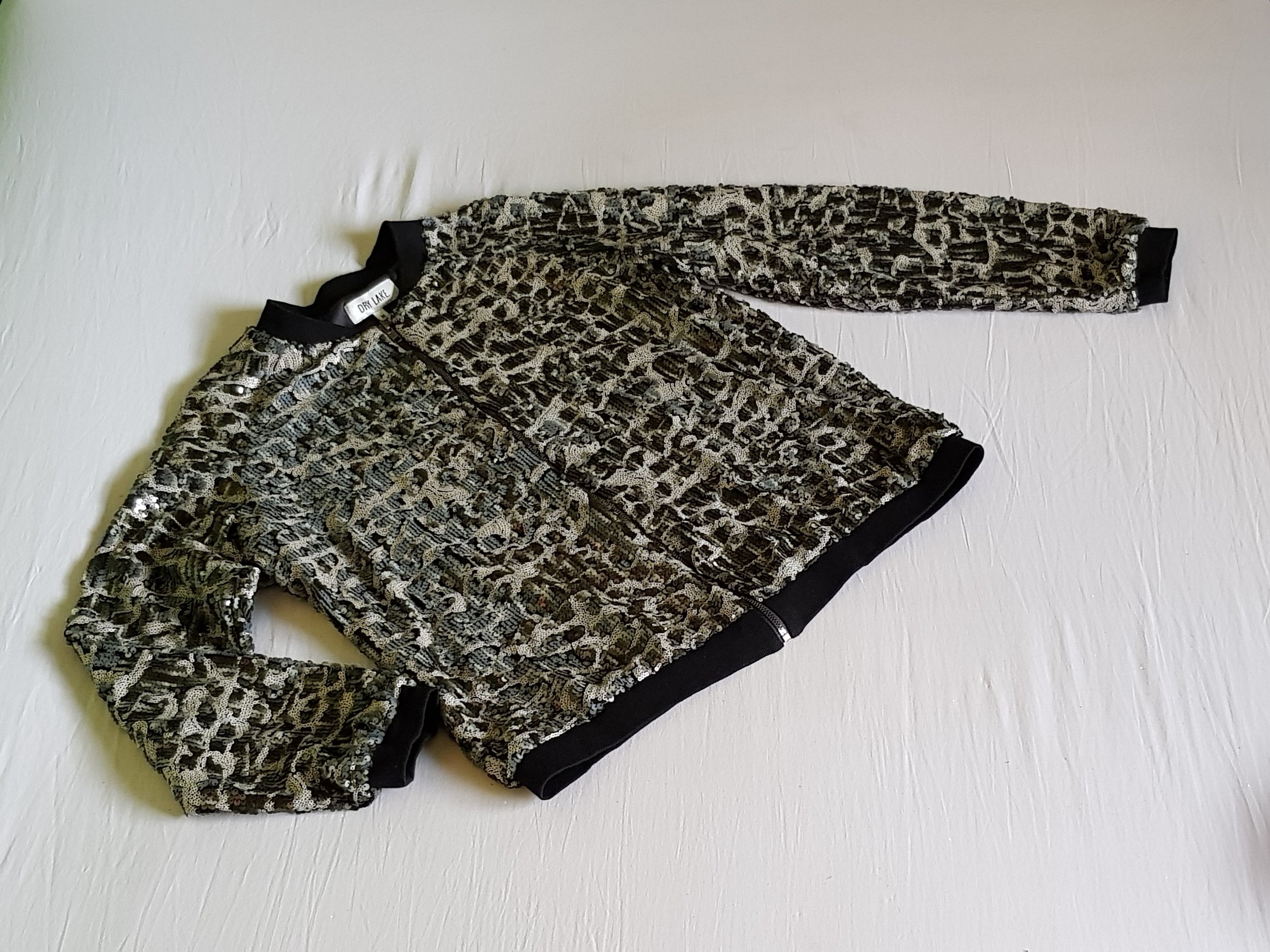 Sequin Jacket - Save Here & HereSpend HereSplurge Here & Here