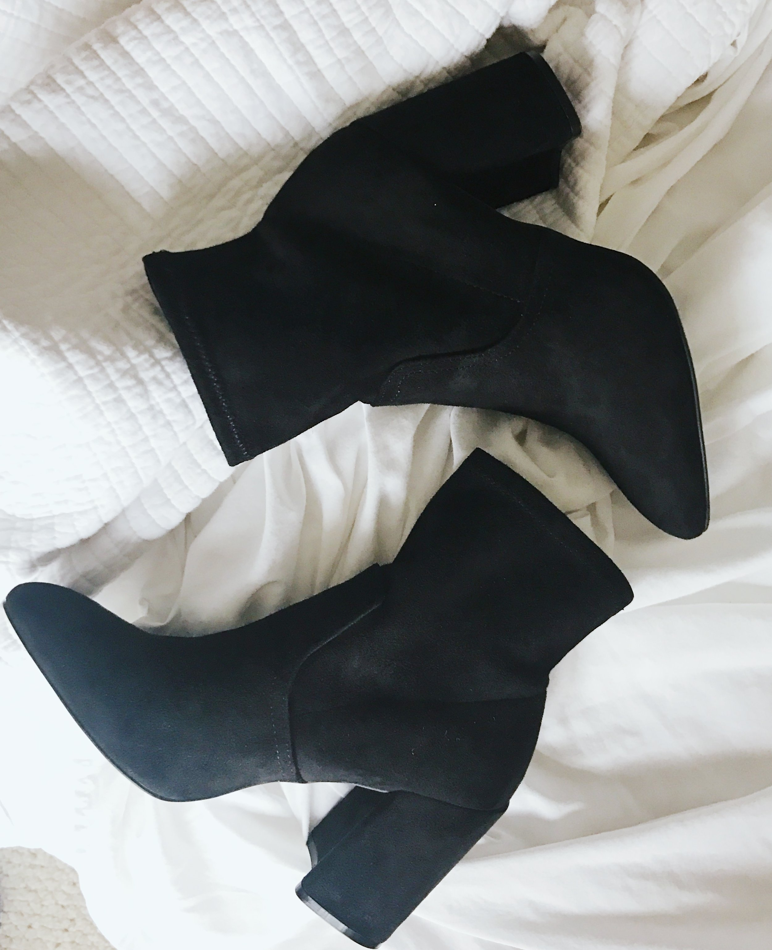 booties here,  I paid $7.50