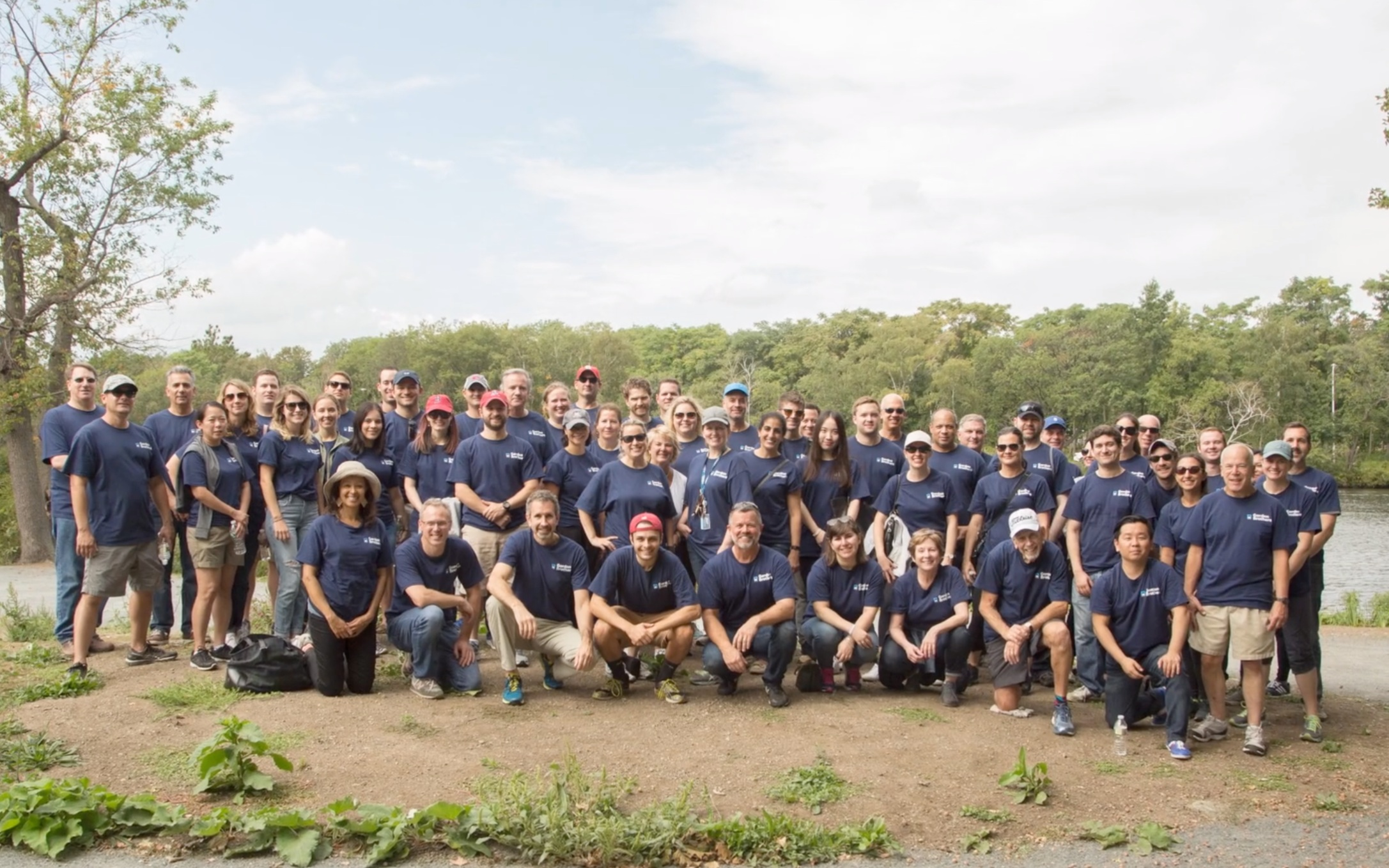 The Charles River Conservancy