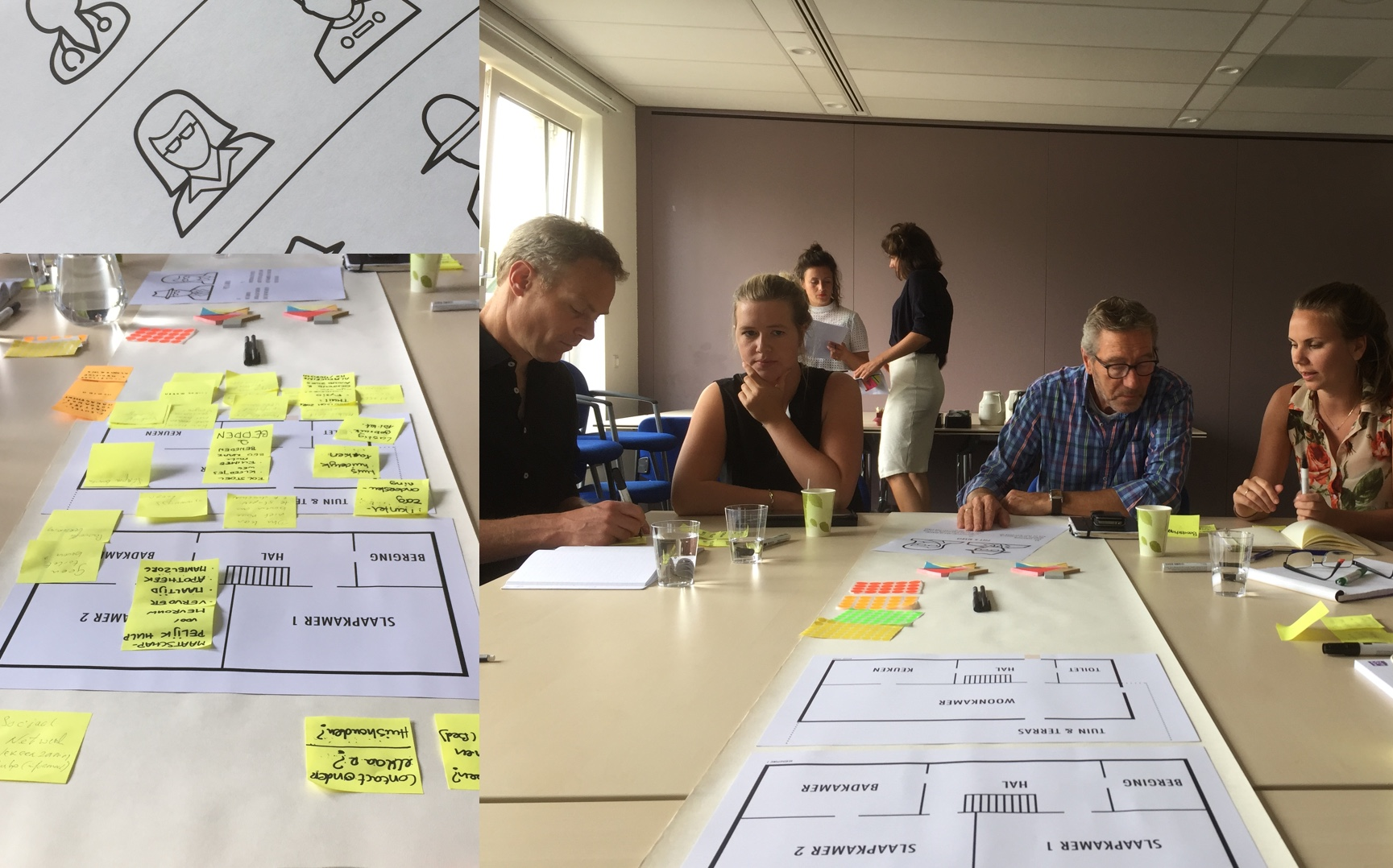 Follow-up workshop about technology augmented living