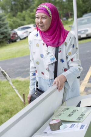 Muslims Stand Up for Environmental Justice: A Conversation with Huda Alkaff