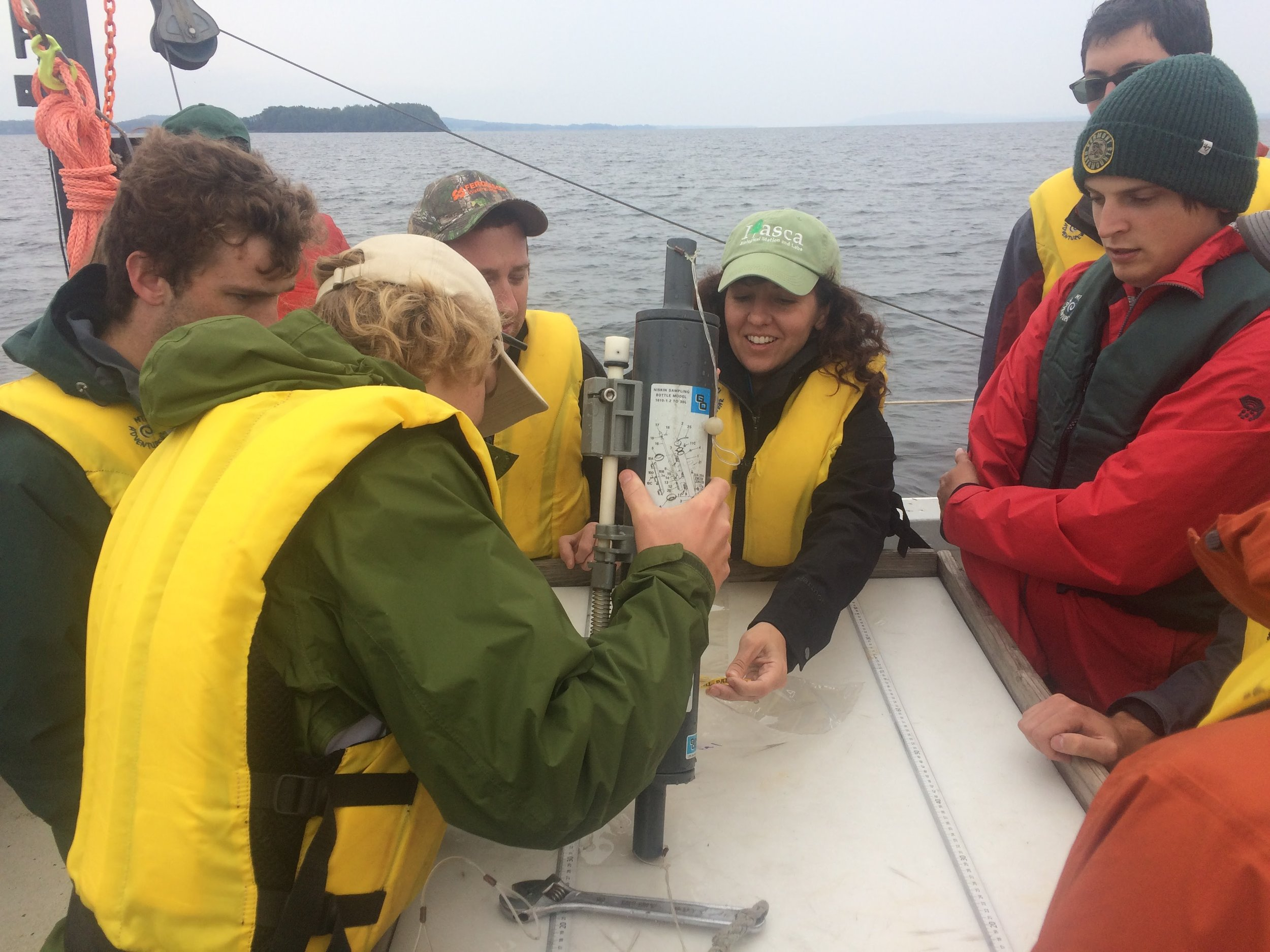 NR 250 Limnology - Ecology of freshwater ecosystems including their origin, physics,chemistry, and biology, and sensitivity to anthropogenic perturbations. This course provides an introduction to limnological theory and concepts in the classroom and through hands on, inquiry based activities in the field and lab.