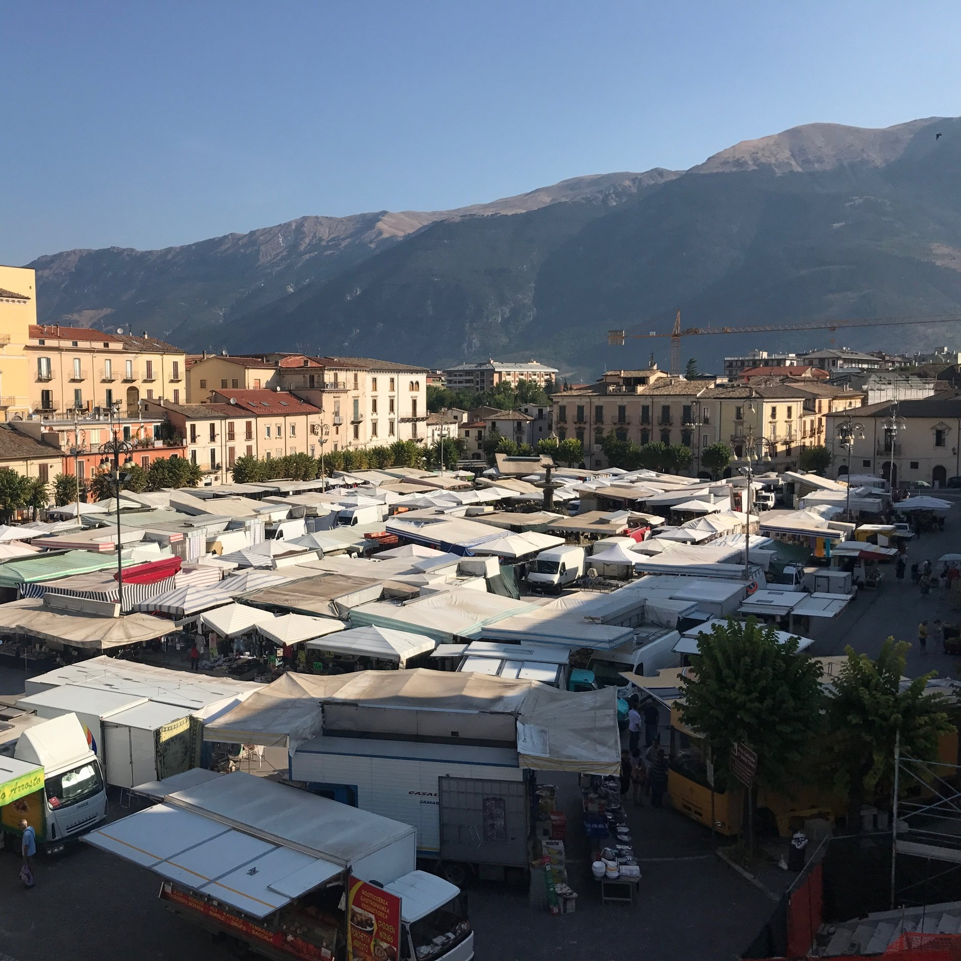 About Sulmona -