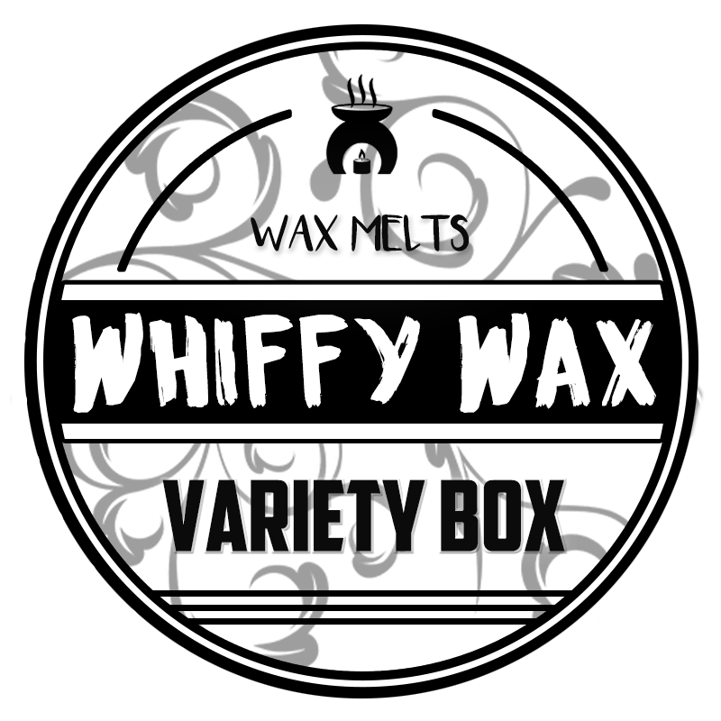 Variety Mystery Box - A box that contains a random mix of 25 wax melts. 5 Wax melts are chosen from each the Fresh, Fruit, Floral, Bakery & Sweet Range to make a total of 25.