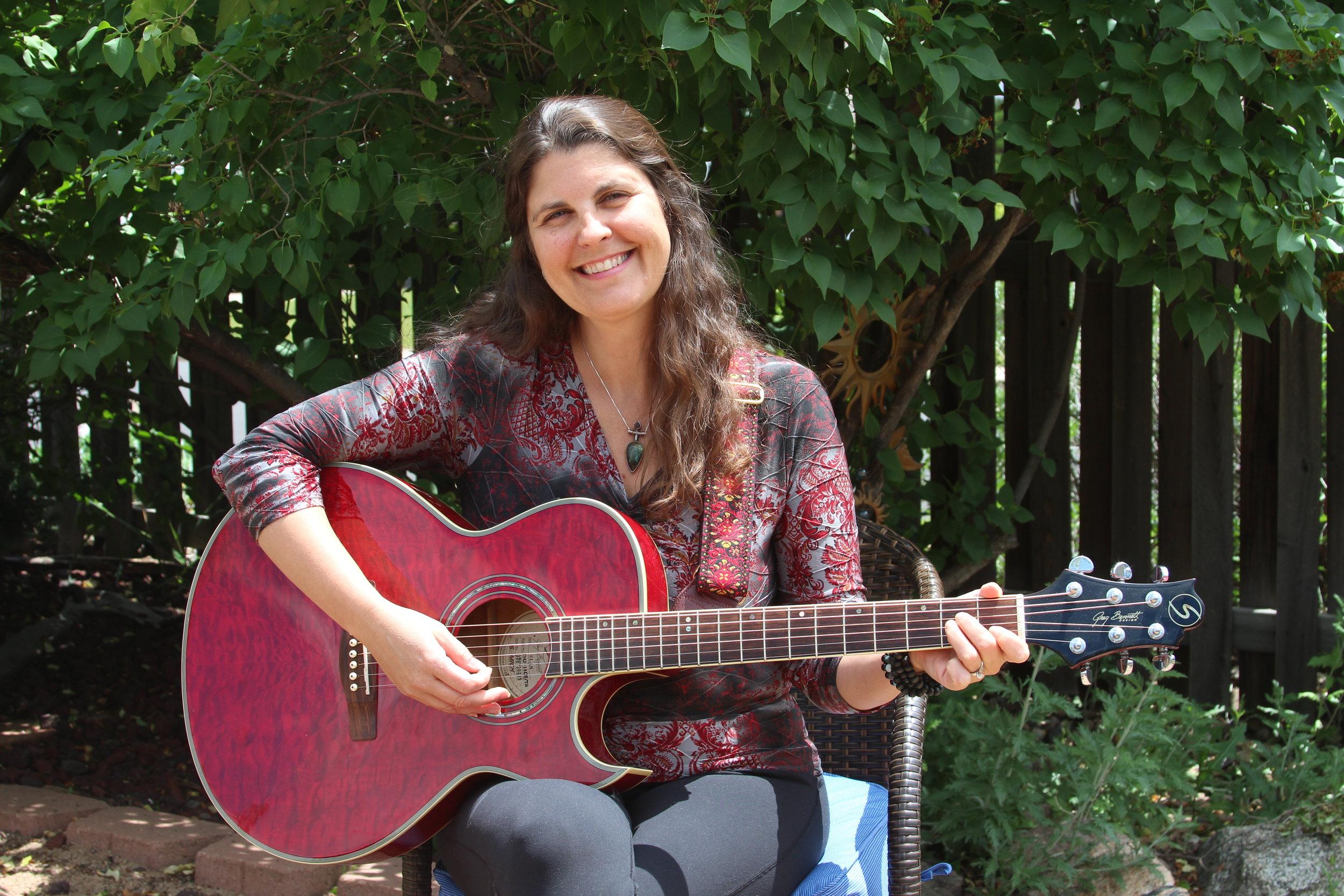 Lisa guitar pix.JPG