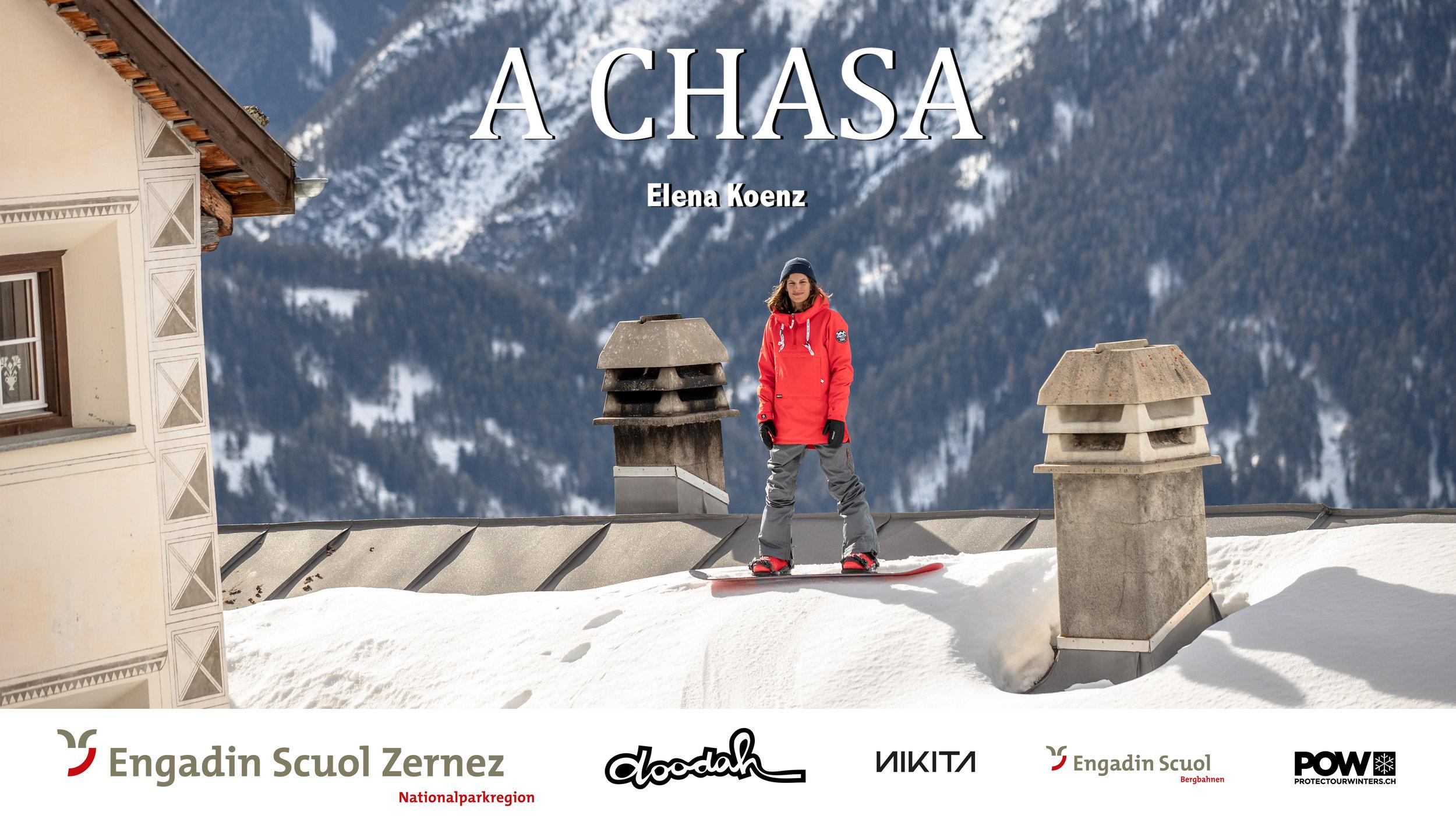 A Chasa – Elena Könz
