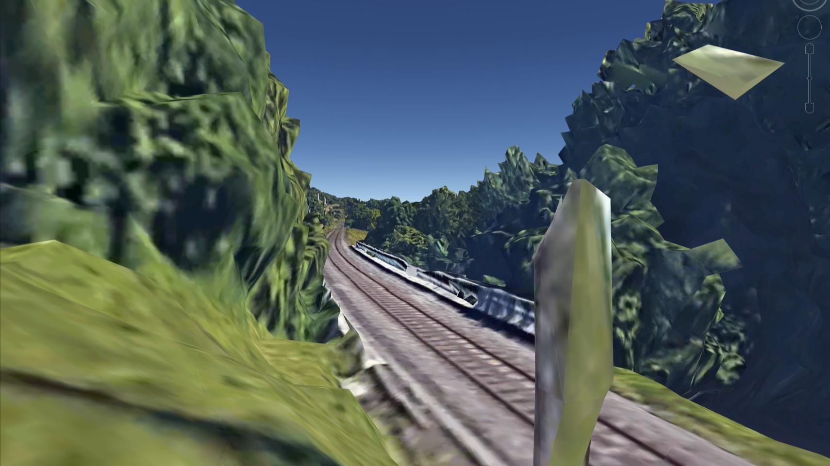 Beispiel 2: In der Planung (Quelle: Google Earth)