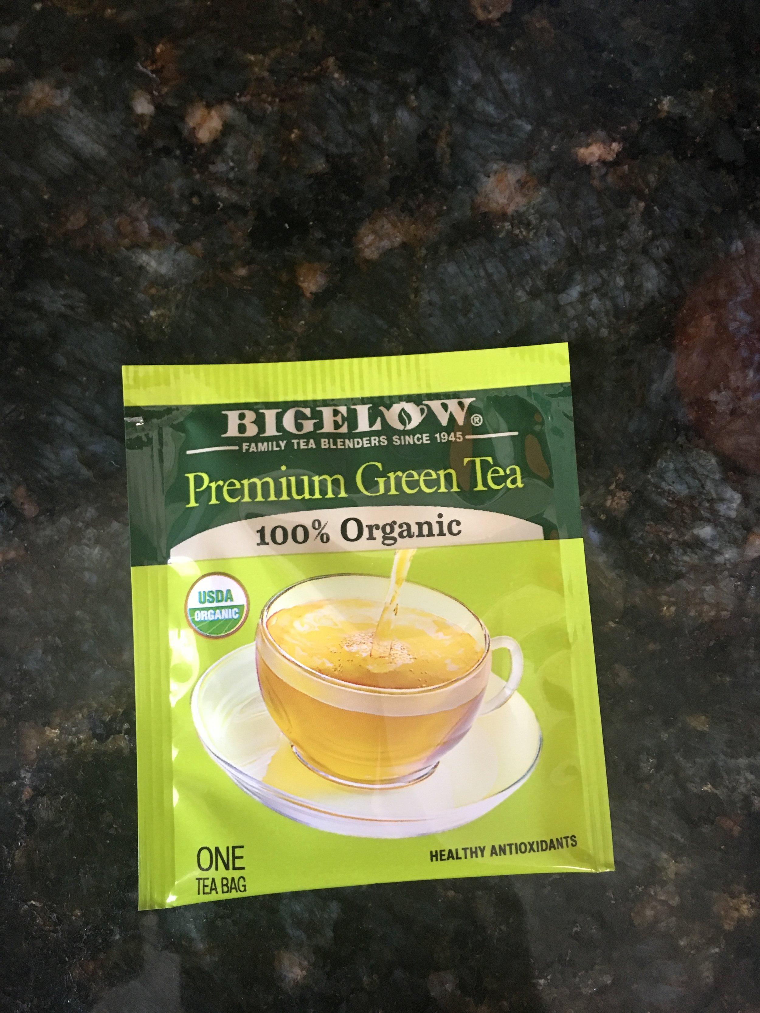 Green Tea - Bigelow Brand Preferred