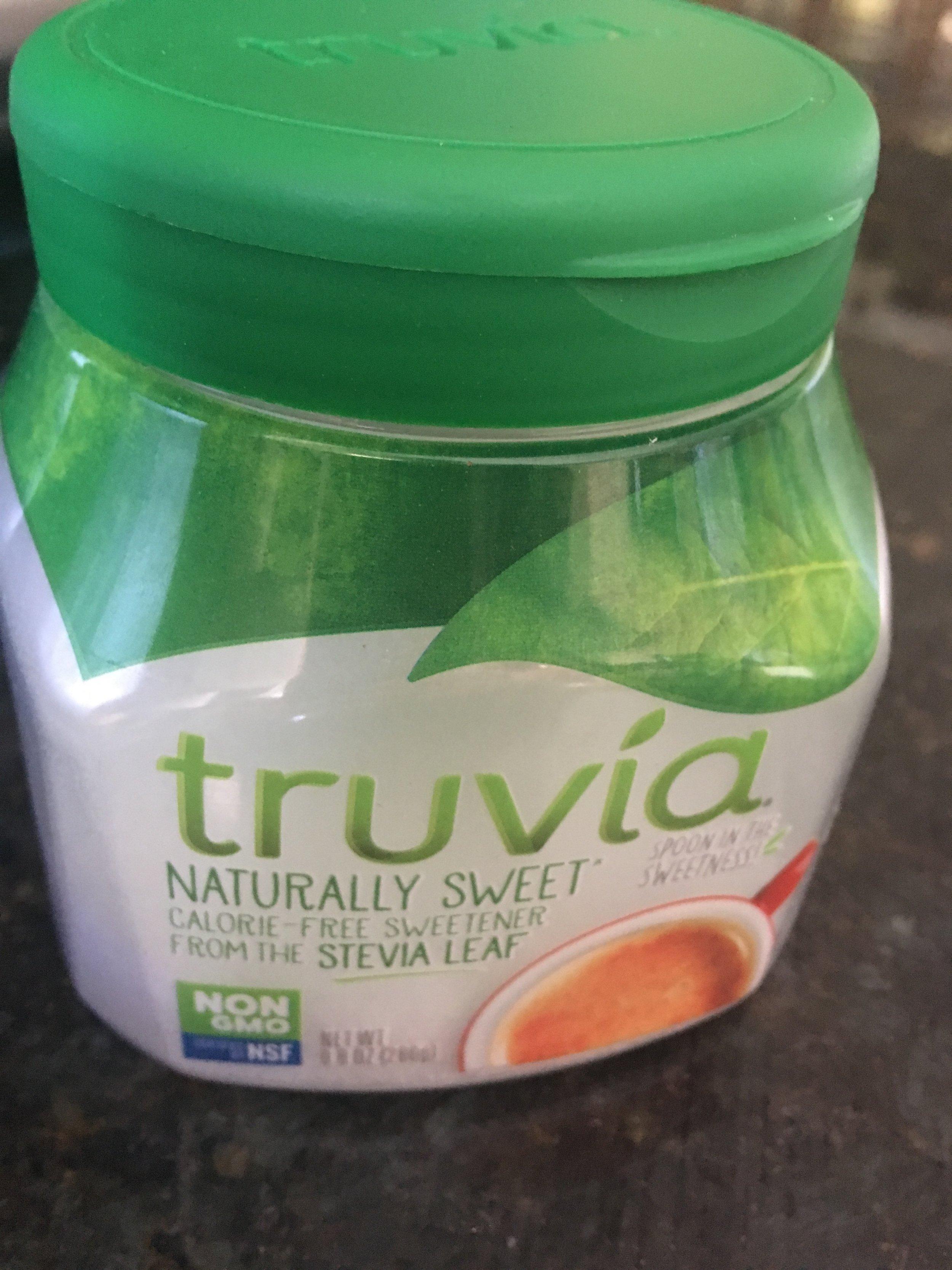 Truvia - 1 tsp or tbs