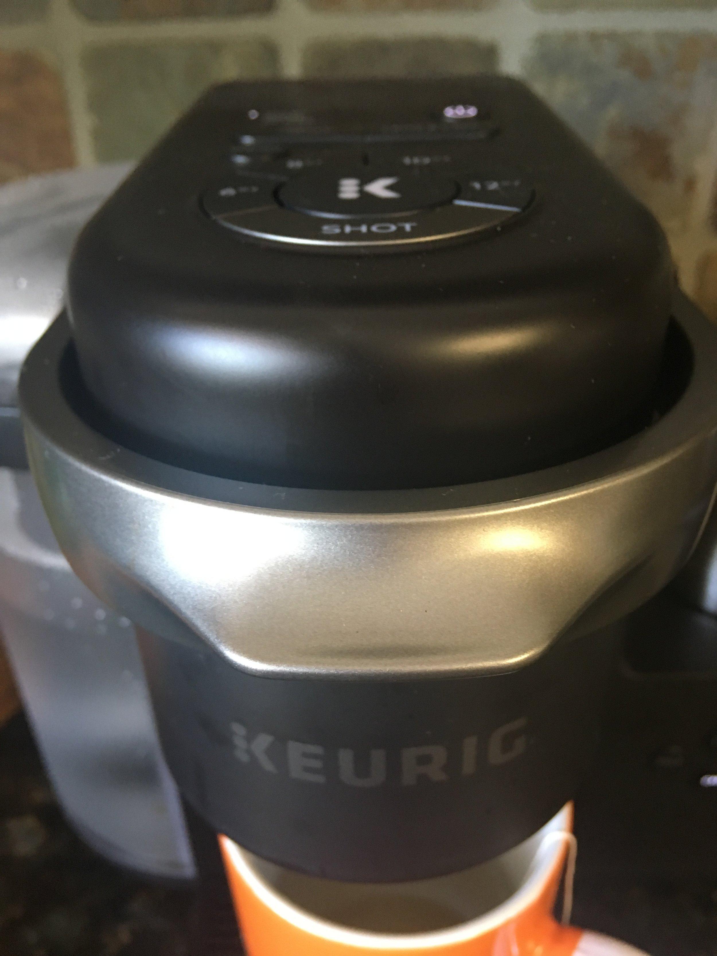 Step 1  - Brew Tea. I love the Keurig!