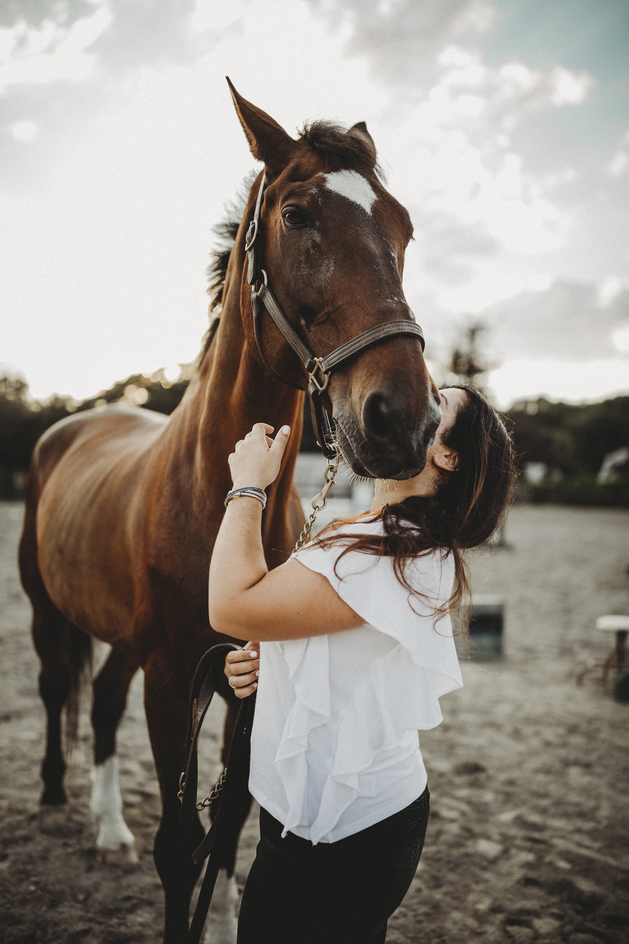 """""""Meghan has alerted me to health issues in numerous horses… - such as stomach ulcers or other digestive issues, neck arthritis, and the need for various joint injections. All of her claims have been verified by my vet, treated medically, and the results have been phenomenal.""""-Equestrian/Horse Owner"""
