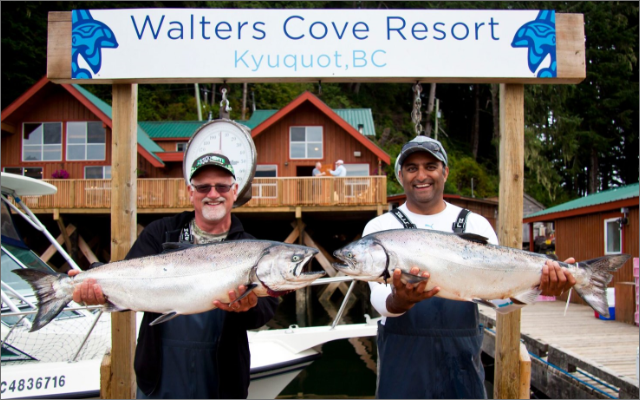 Drive-in Fishing Charters
