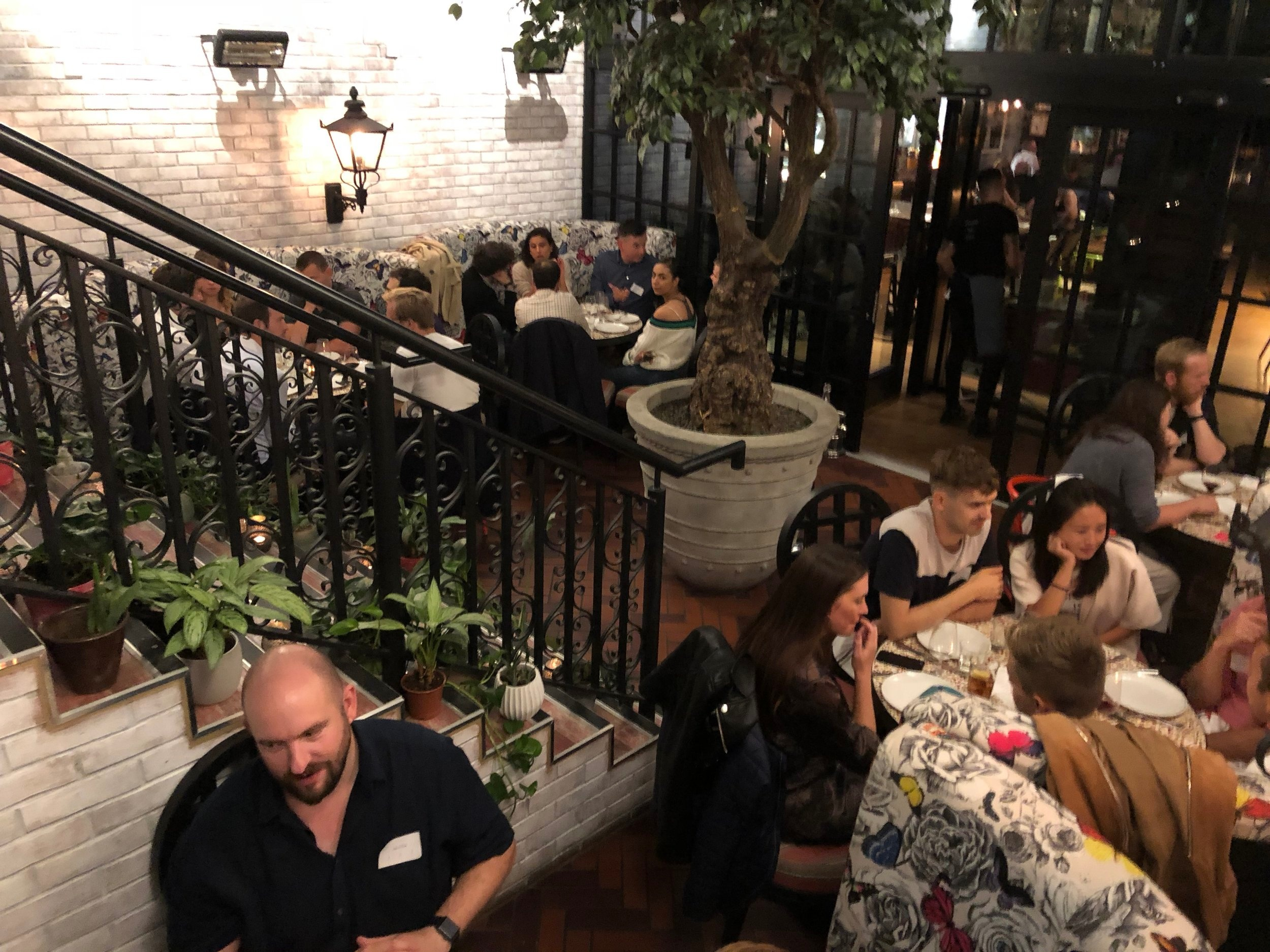 Talent dinnerOnDeck x Fabric: Crypto - - London -Bringing together talented engineers, founders, and investors