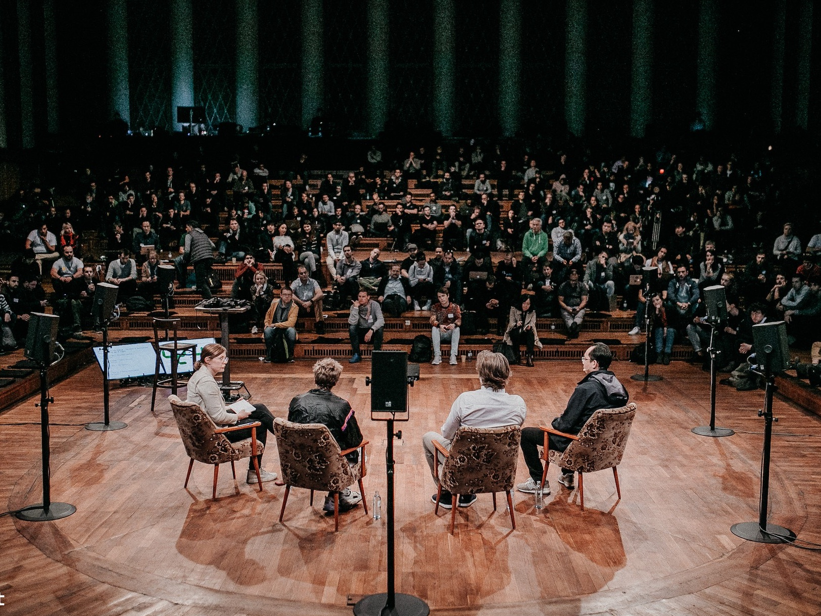 Web 3 Summit - - Berlin -We had the pleasure of contributing thoughts on the value of institutional investors