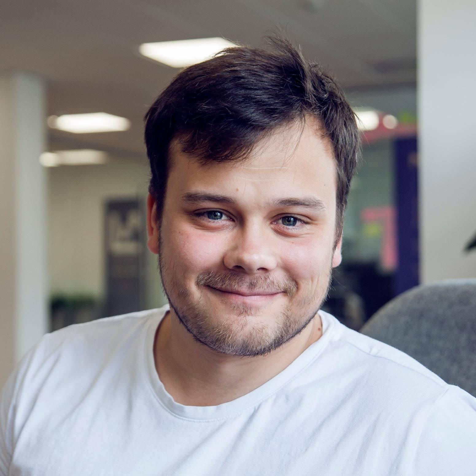 Jacob Stenum Czepluch  Senior Developer, Raiden