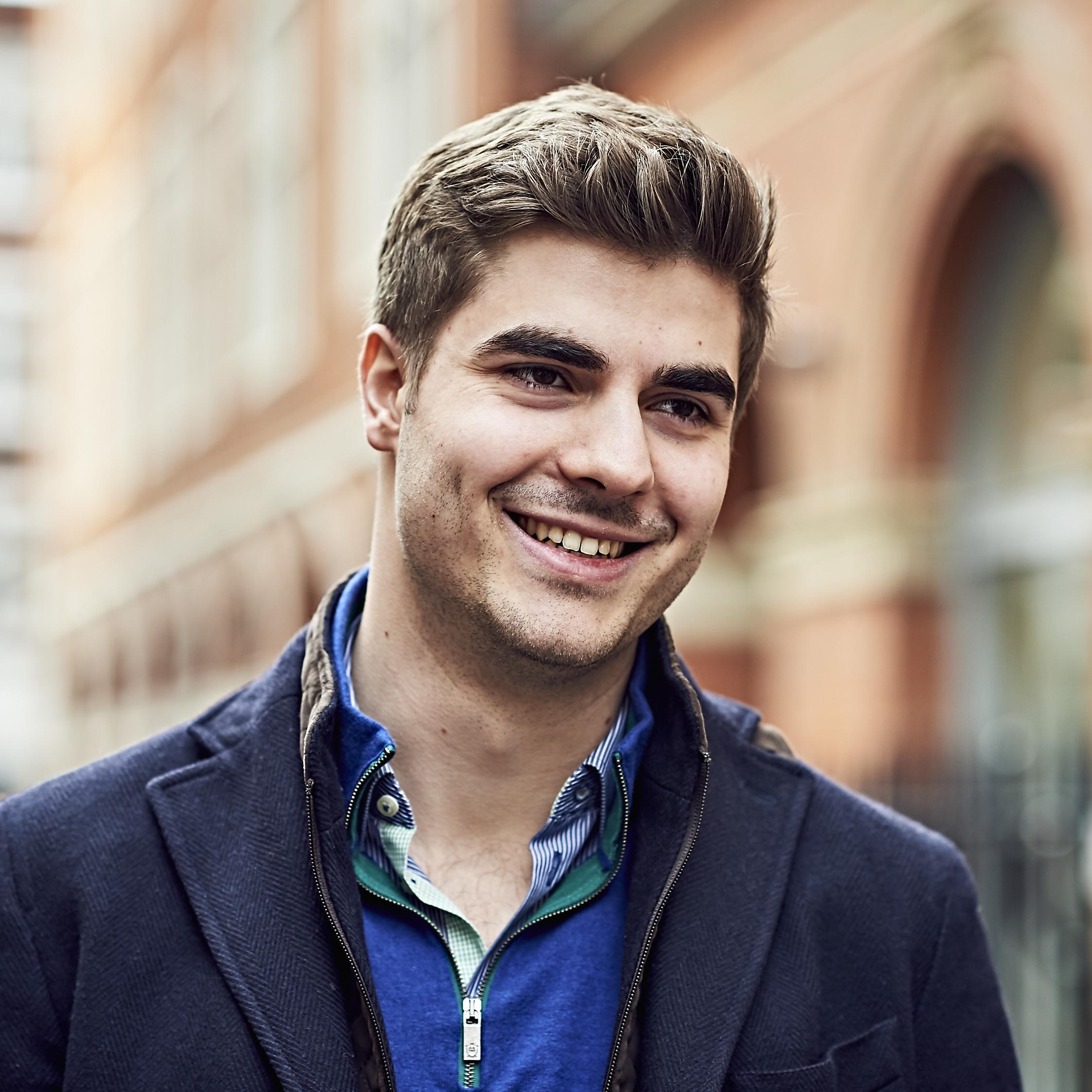 Max Mersch  General Partner, Fabric Ventures