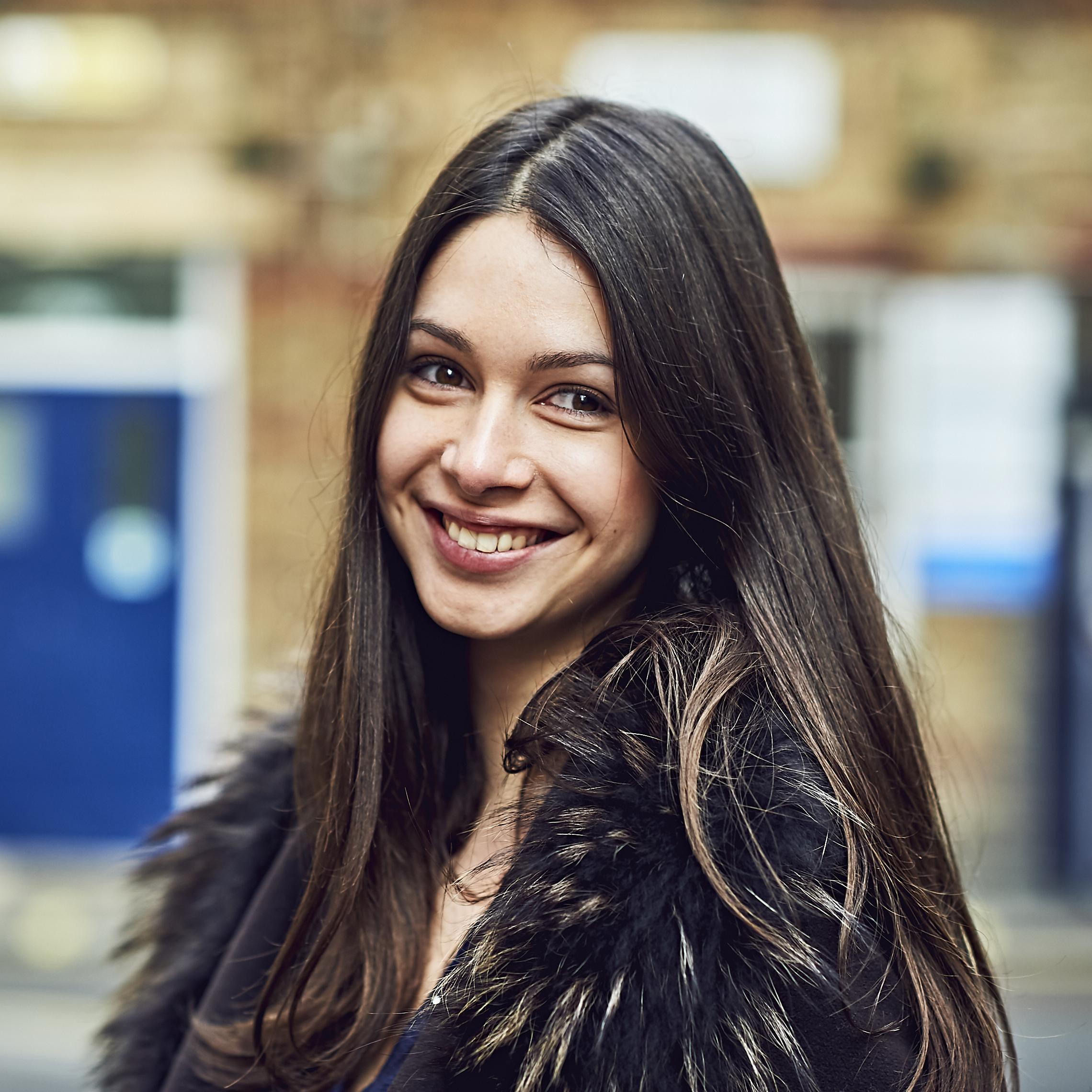 Anastasiya Belyaeva  Co-founder, Fabric Ventures