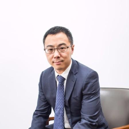 Sunny Lu  CEO, VeChain