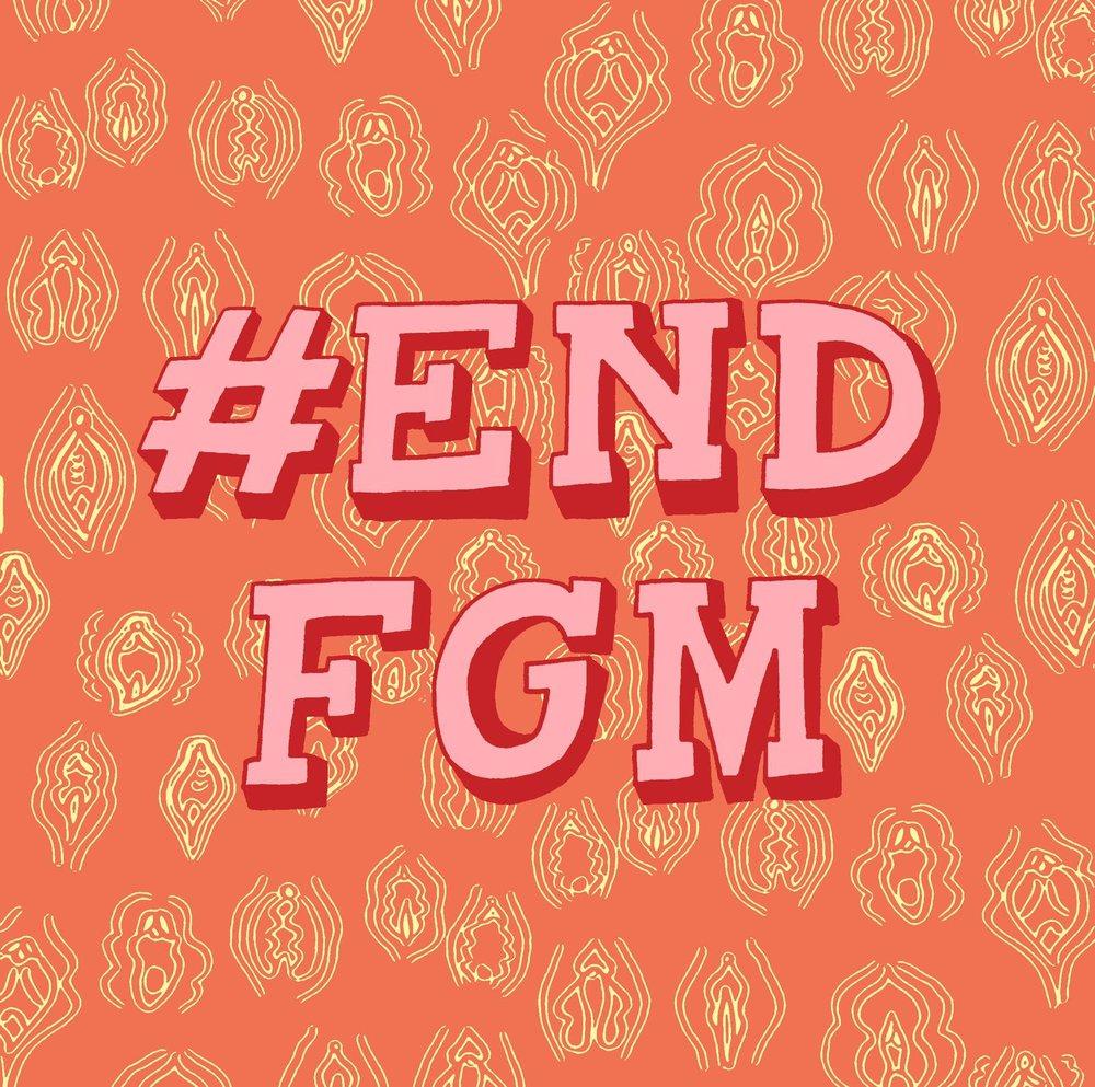 #EndFGM by Alice Skinner