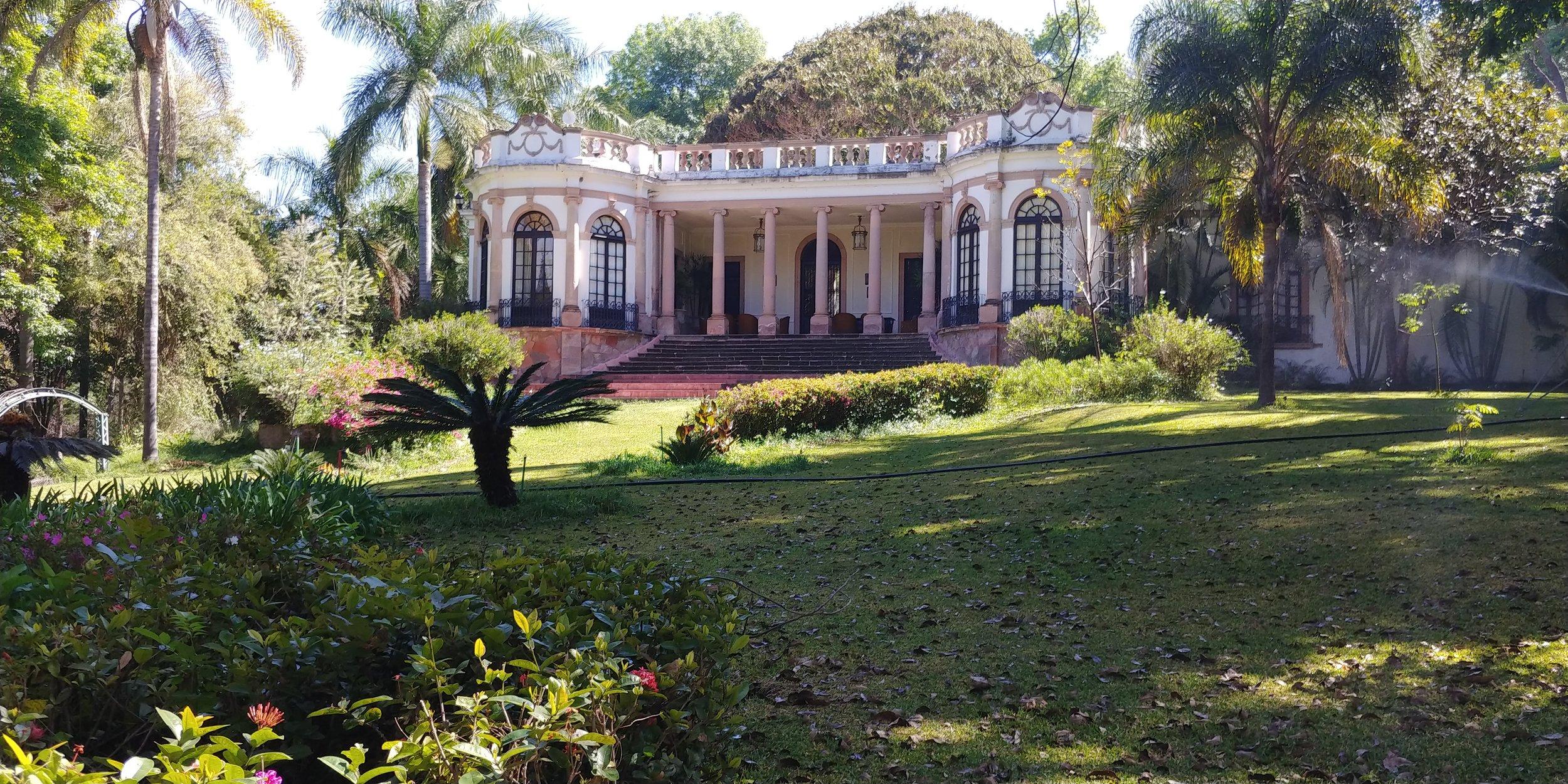 Hacienda San Diego