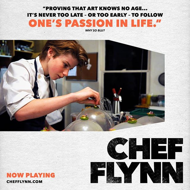 We hope that @diningwithflynn's story inspires others to follow their passion, no matter if they're 8 or 80!
