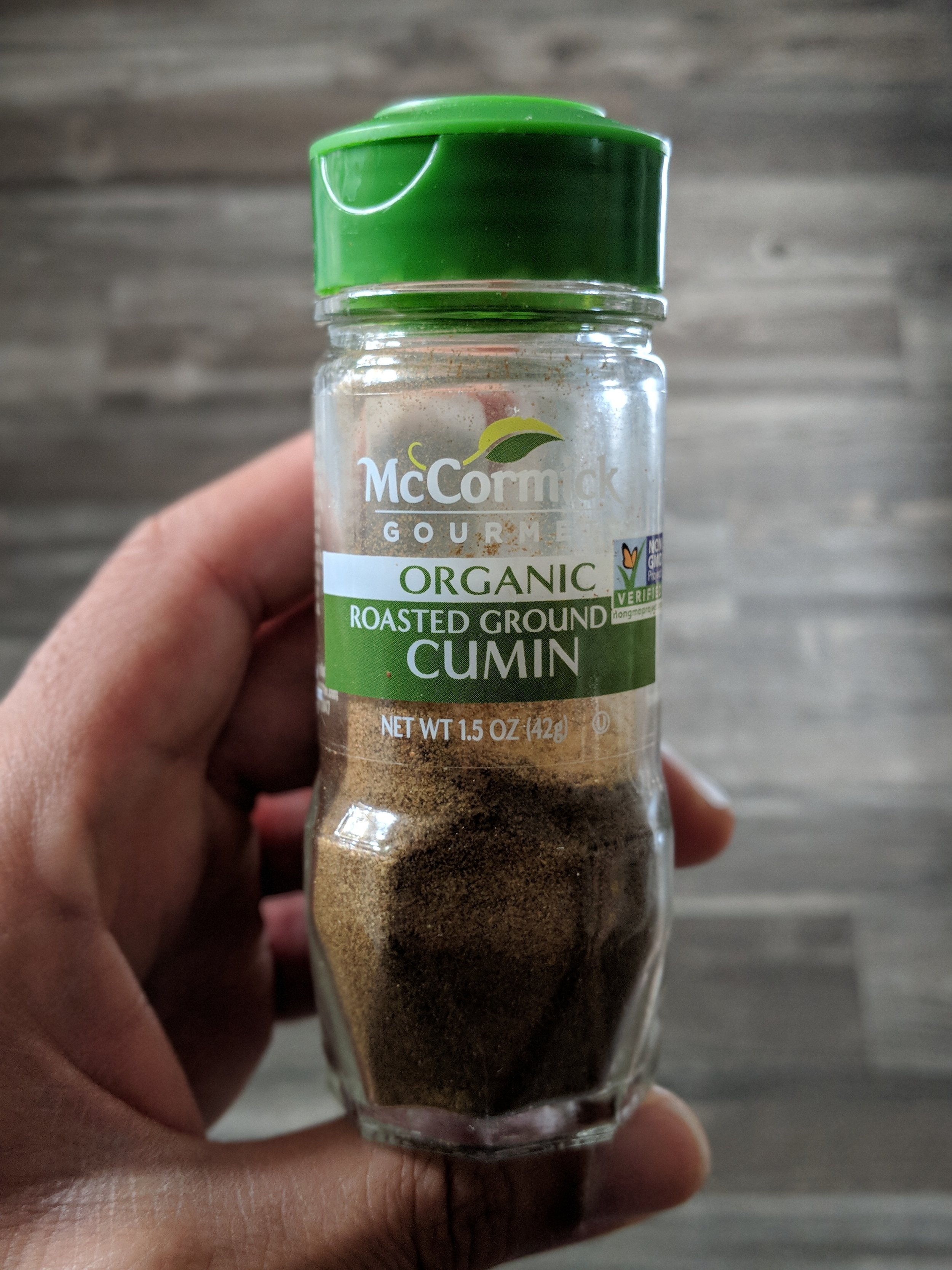 Cumin - Use it for Mexican, Spanish, or Middle Eastern dishes.